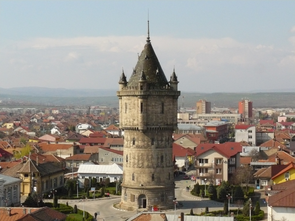 Turnu Severin Historischer Wasserturm