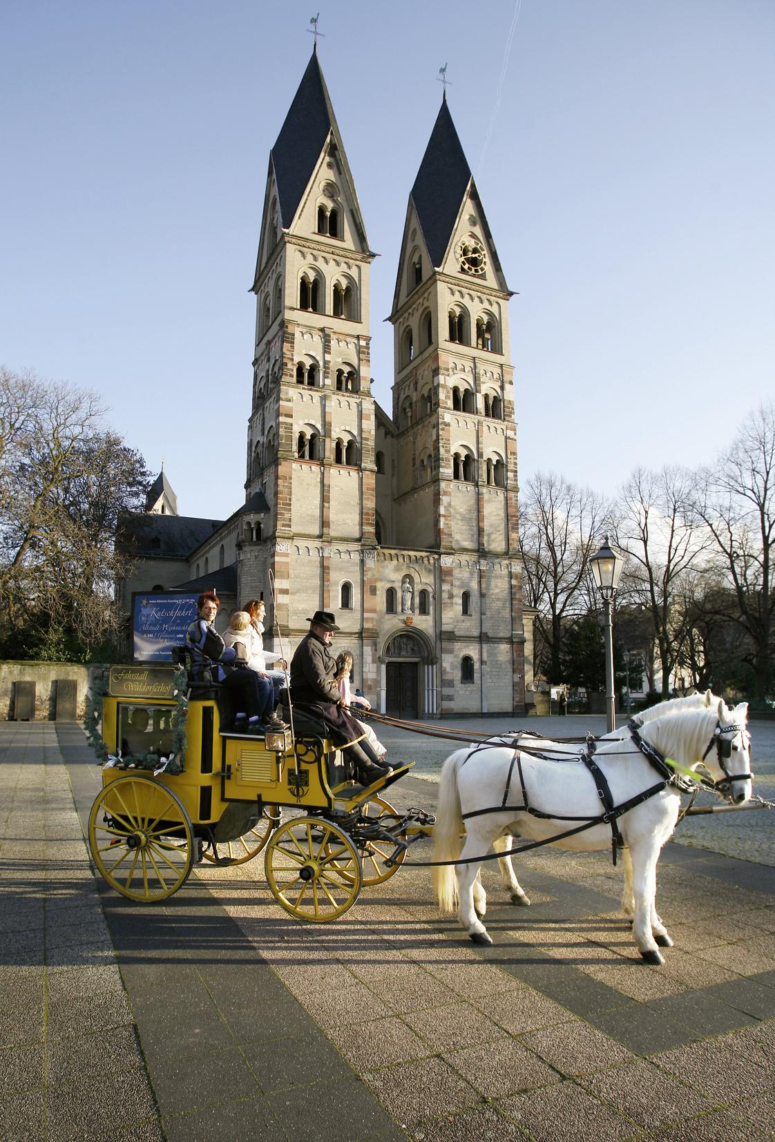 Koblenz Basilika St. Kastor