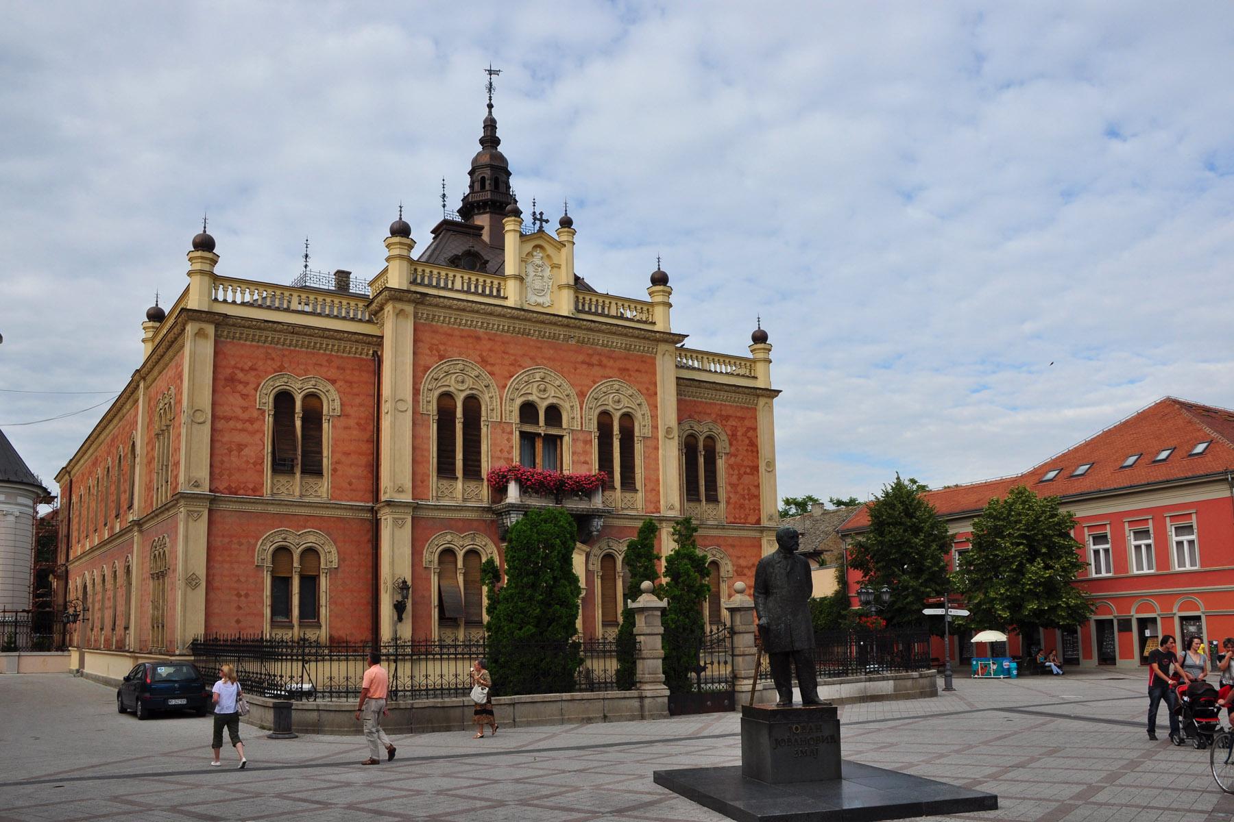 Novi Sad Bischofssitz