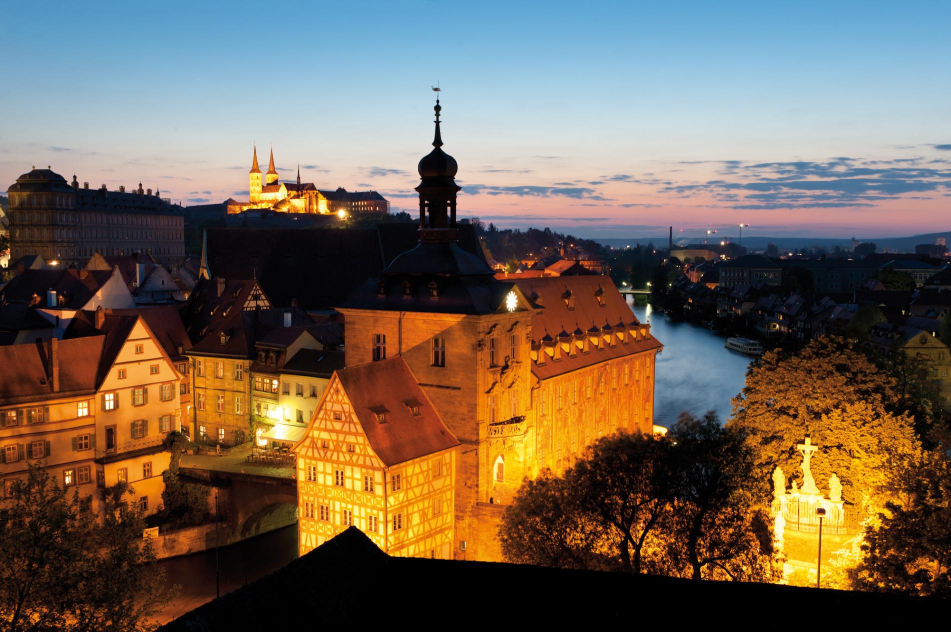 Bamberg Kloster St. Michael