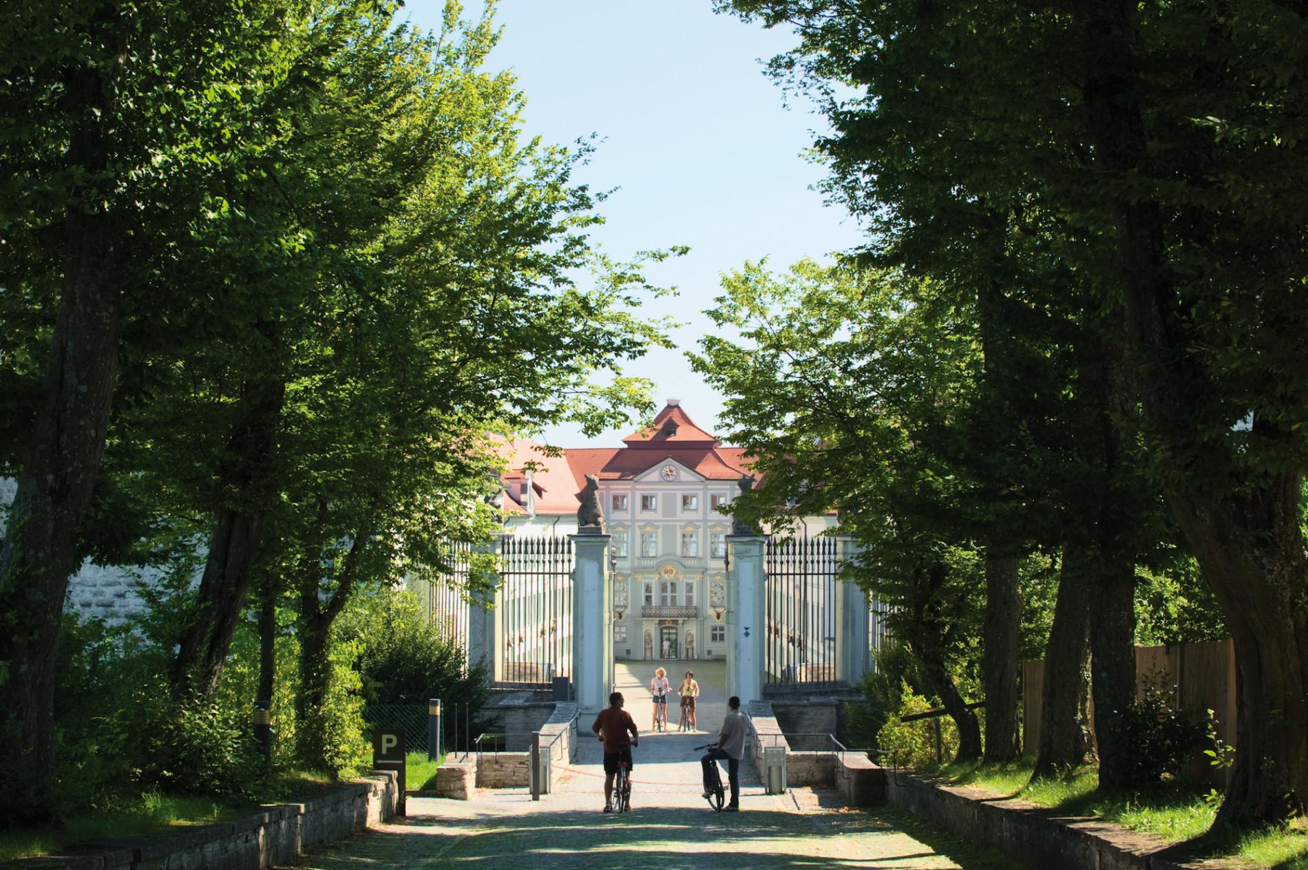Beilngries Schloss Hirschberg