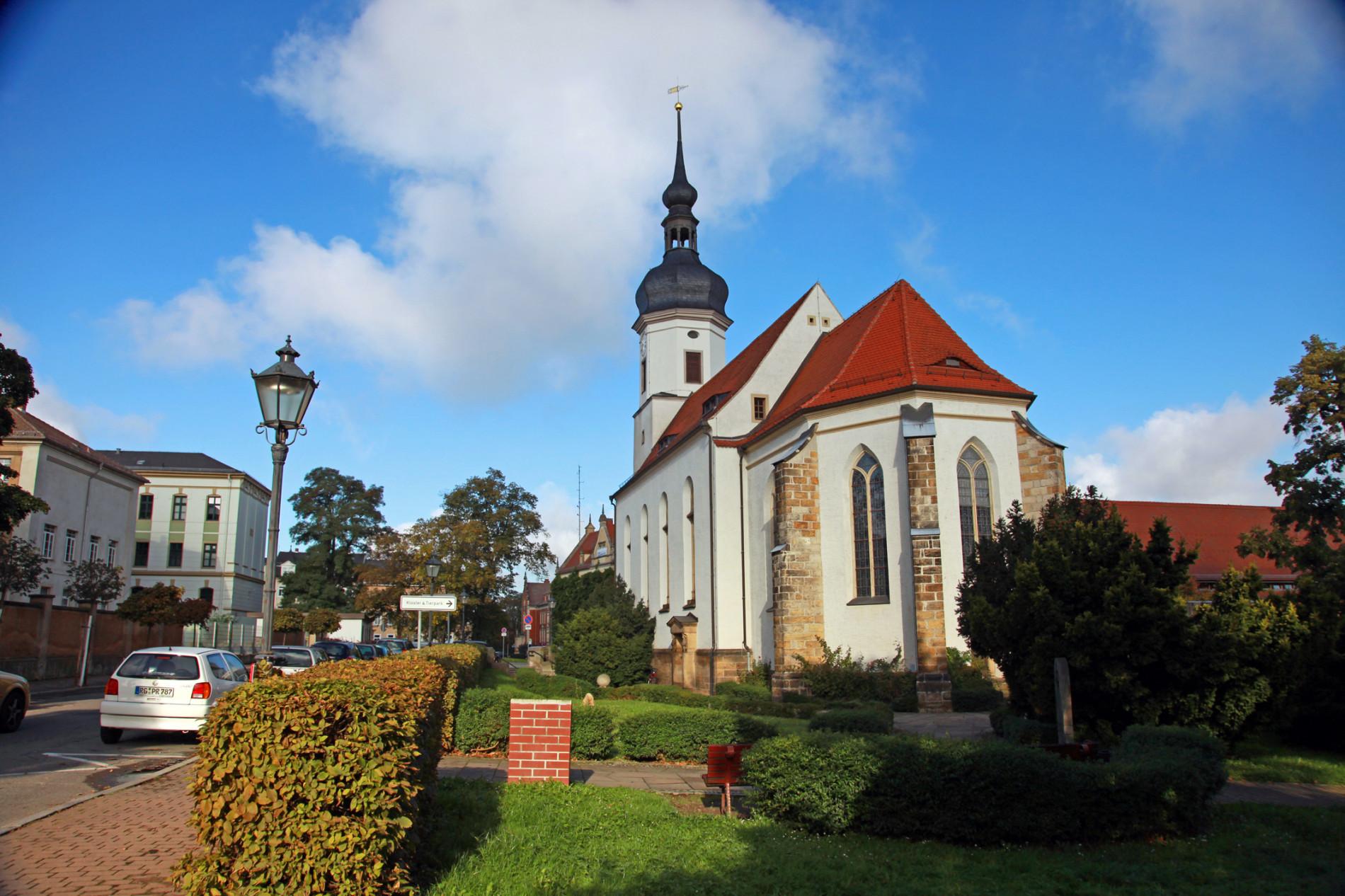 Riesa Kirche