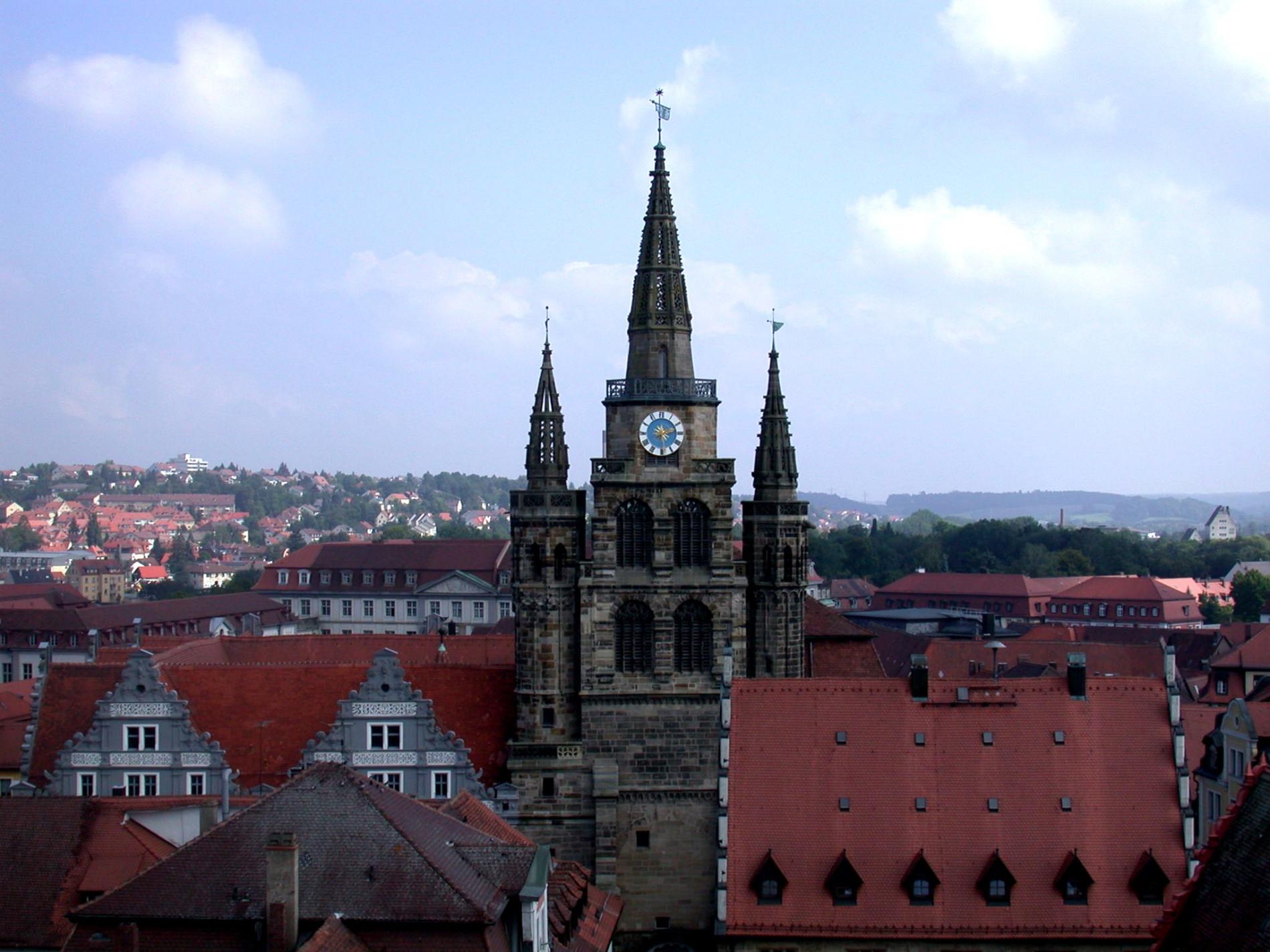 Ansbach St. Gumbertus