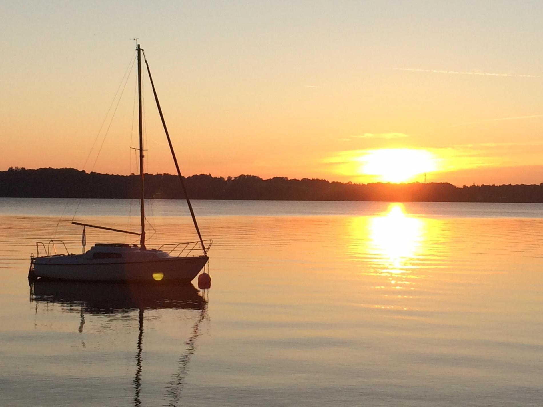 Starnberger See bei Ambach
