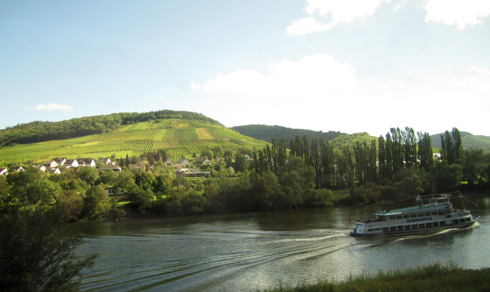 Traben und Bullay Landschaft