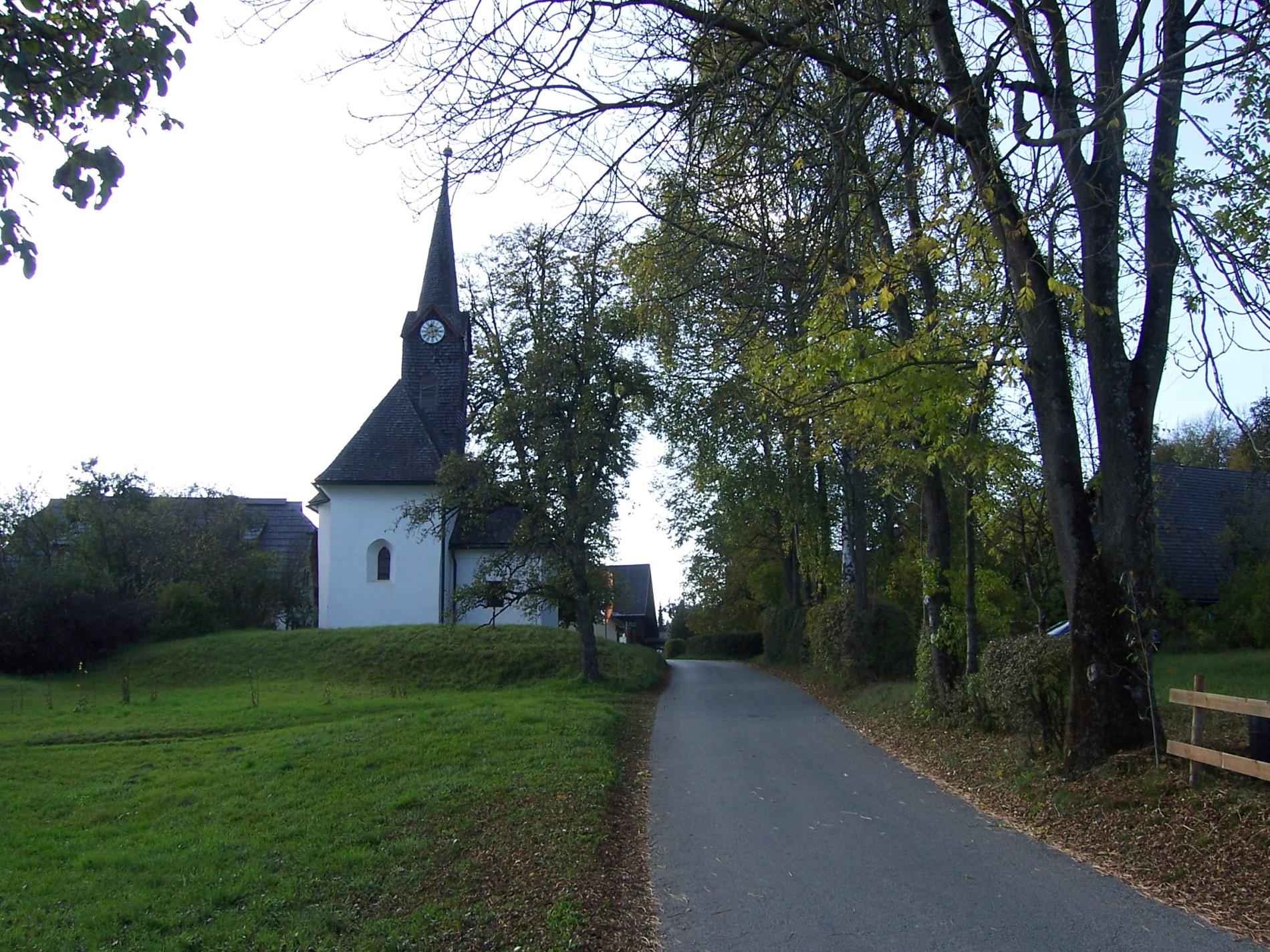 Rosegg - Kapelle