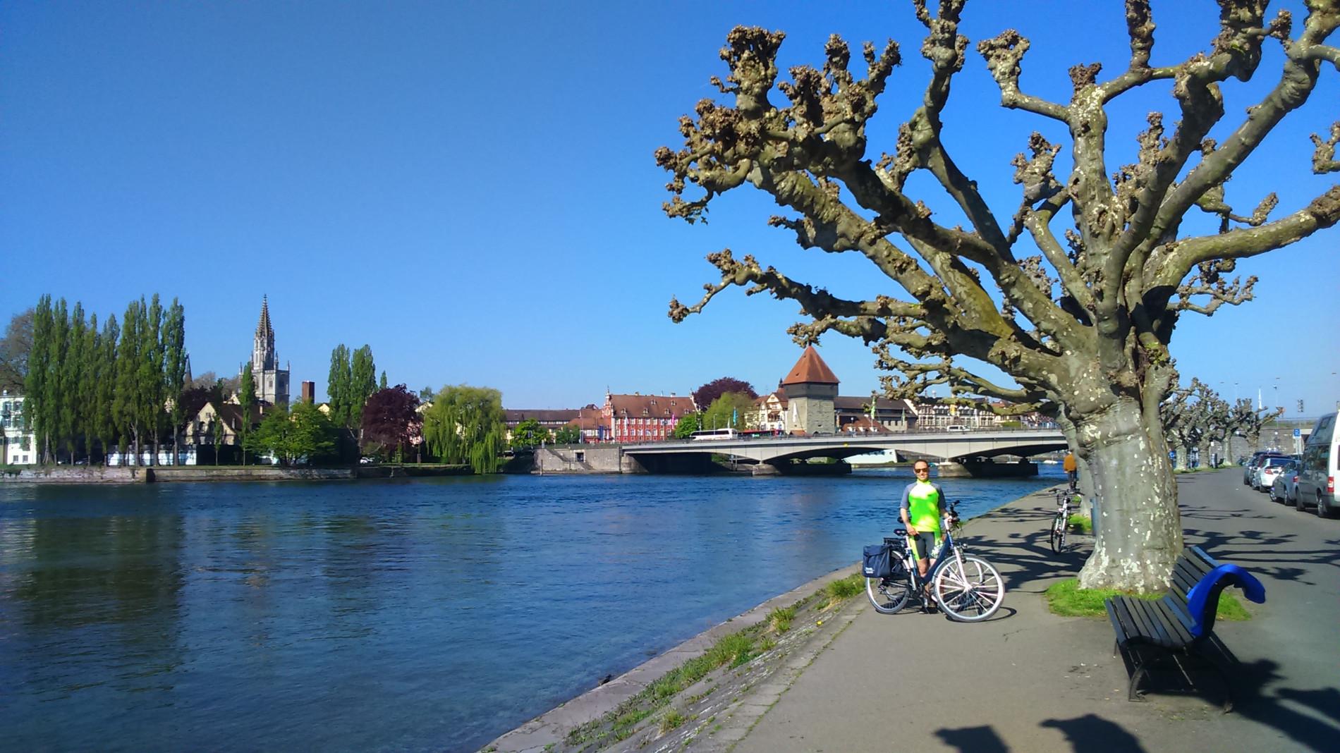 Konstanz Radweg
