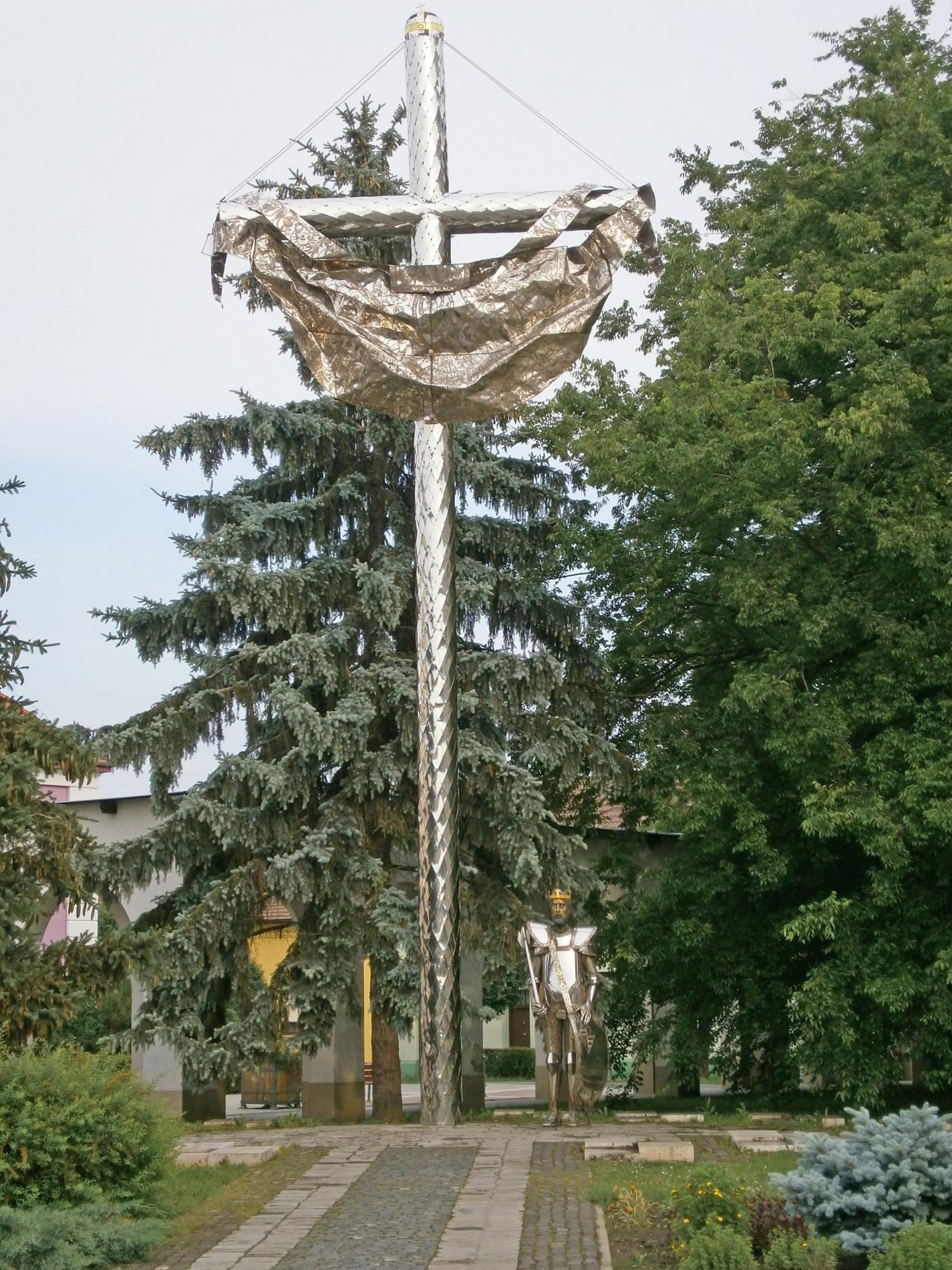 Mohacs Eisernes Tor - Kreuz