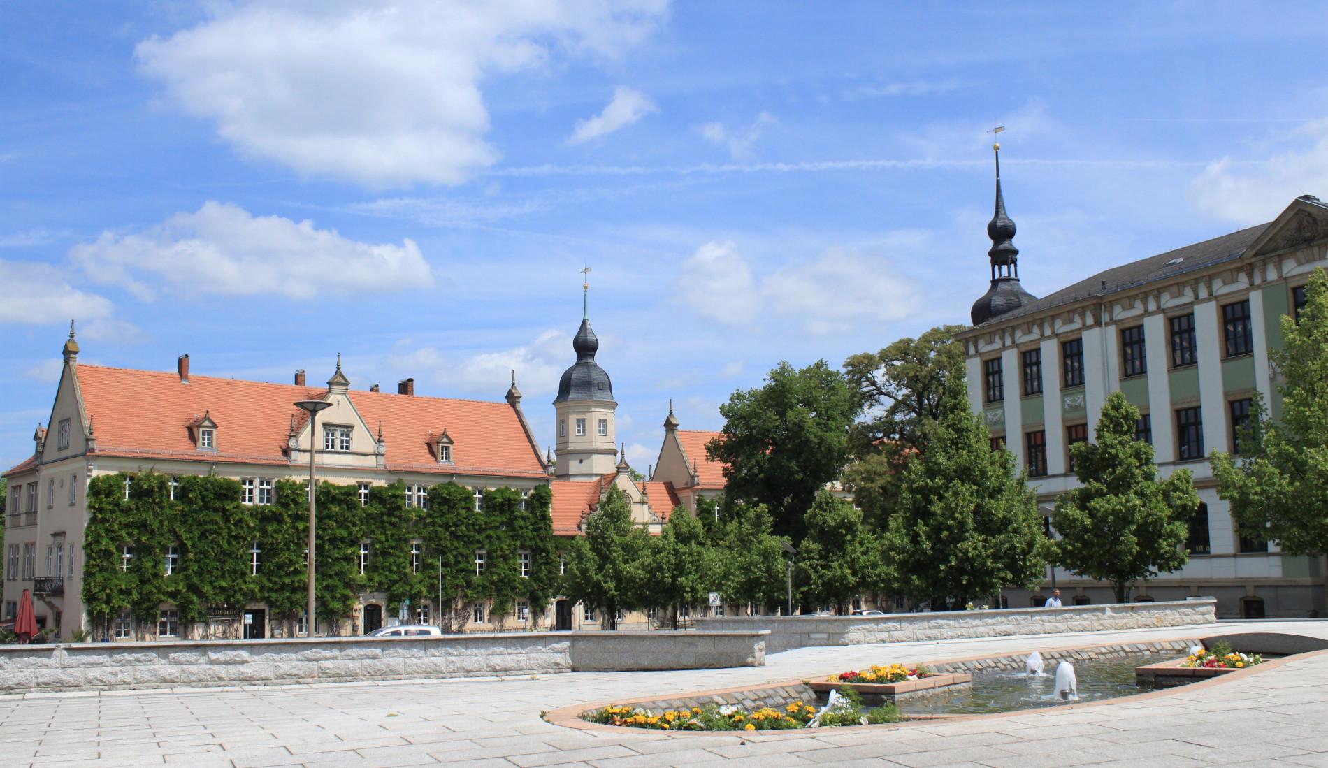 Riesa Rathaus