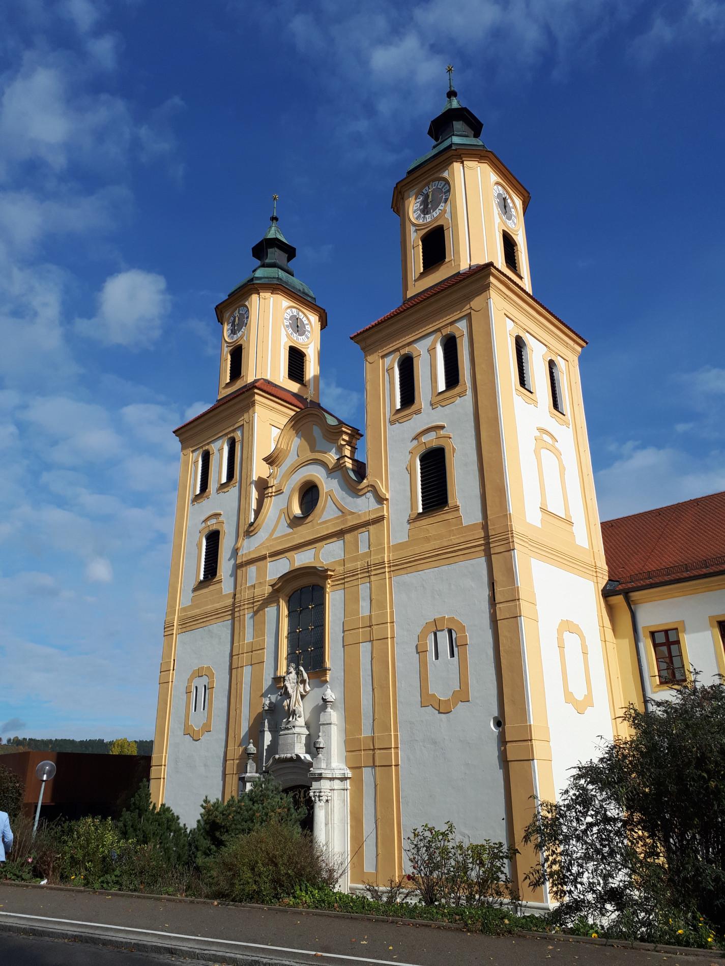 Eichstätt Kloster Rebdorf