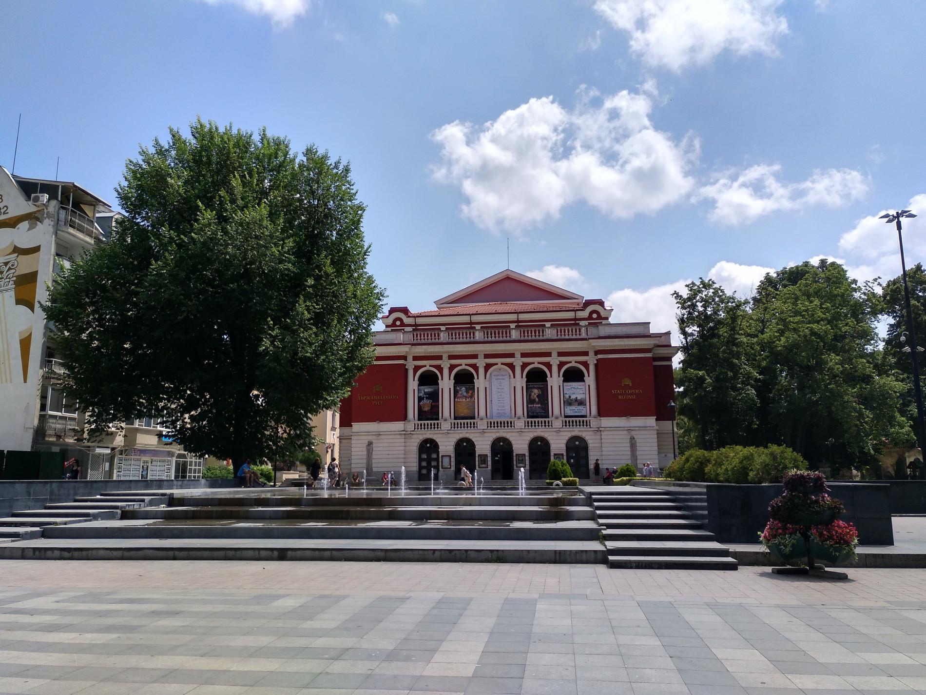 Russe Opernhaus