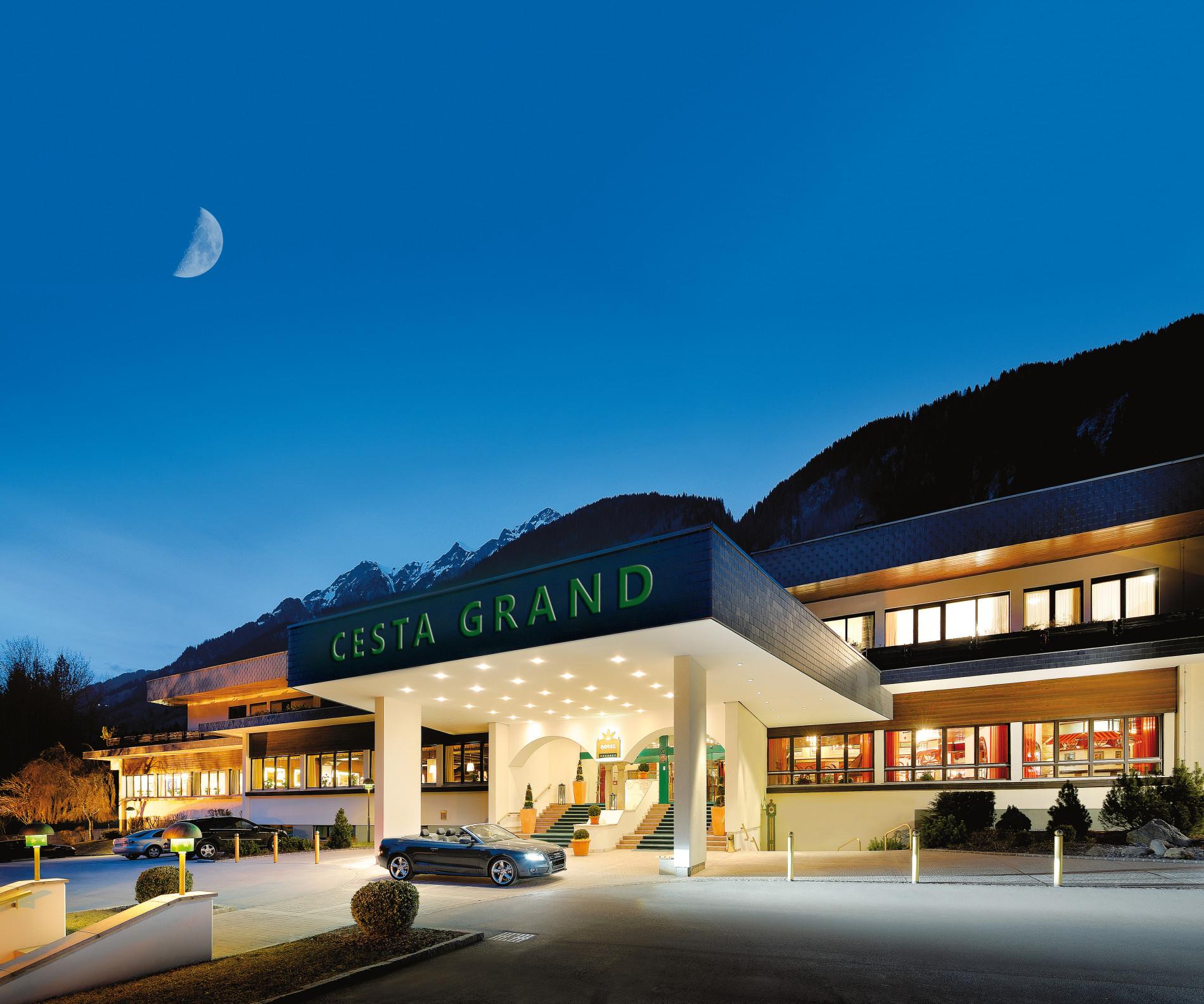 Hotel Cesta Grand
