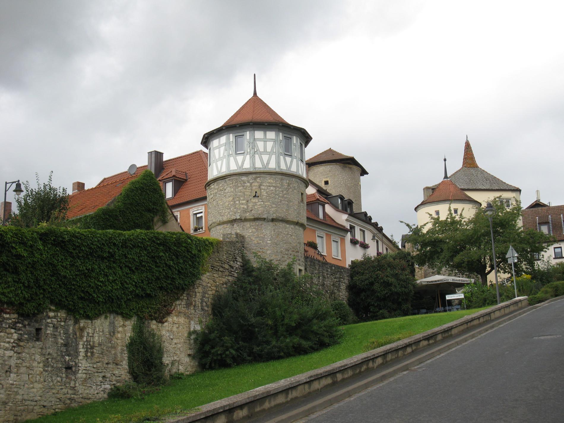 Dettelbach Stadtmauer