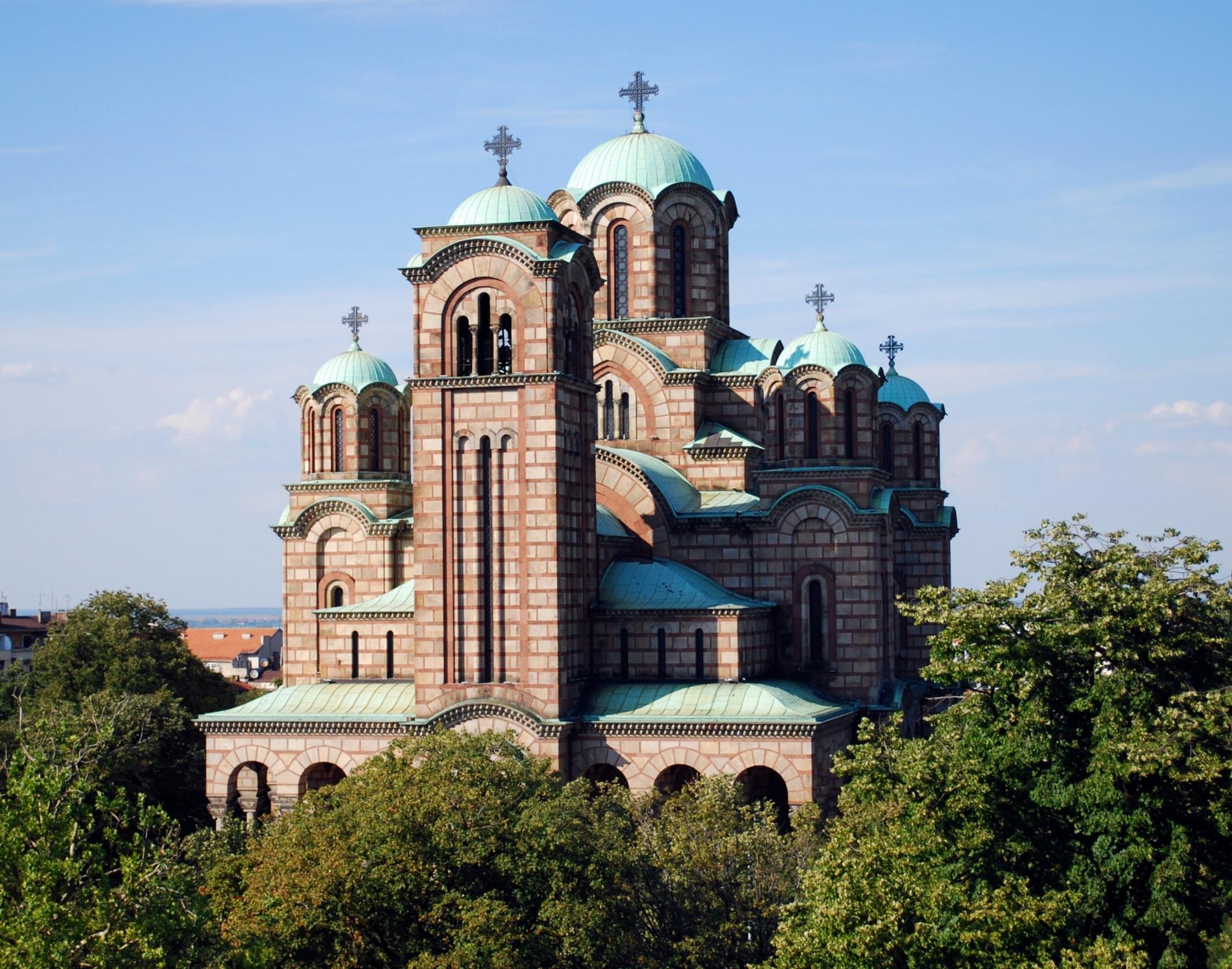 Belgrad Kirche Hl. Markus