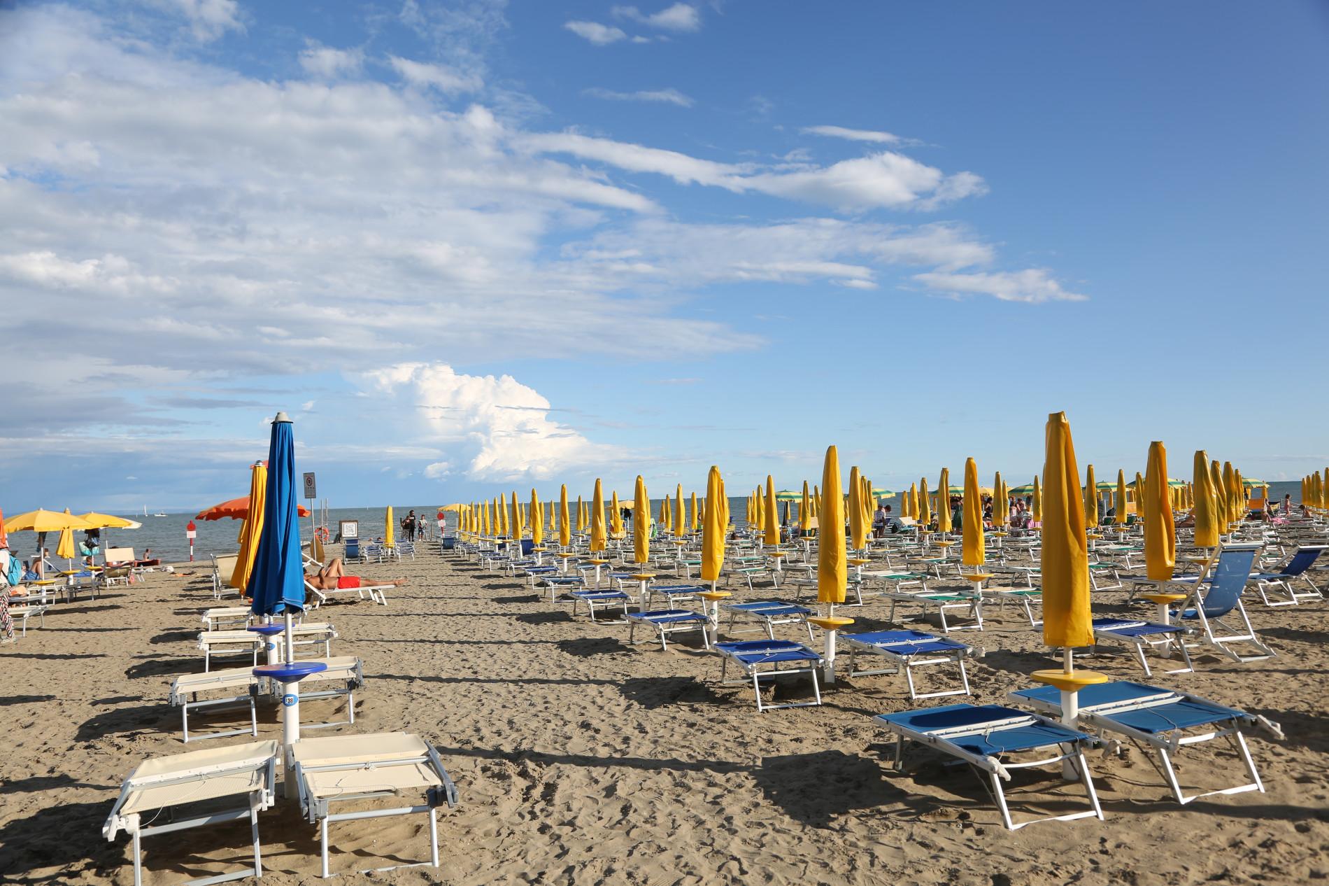 Lignano - Strand