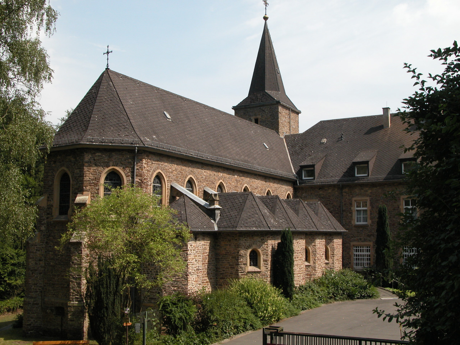 Treis-Karden Kloster Engelport