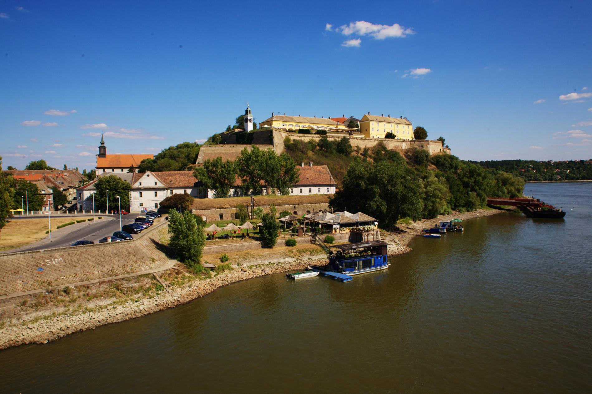 Novi Sad Festung Peterwardein