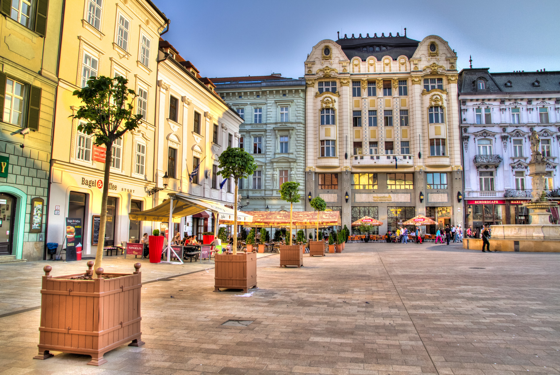Bratislava Innenstadt