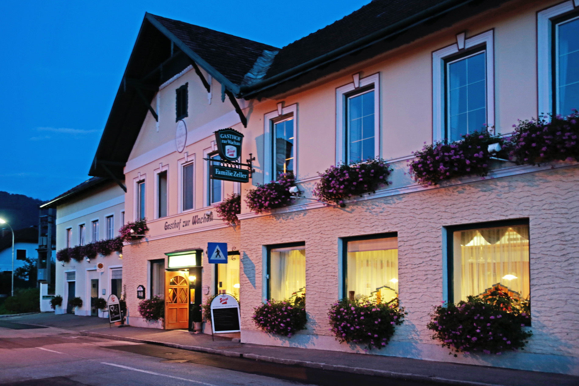 Gasthof zur Wachau - Außenansicht