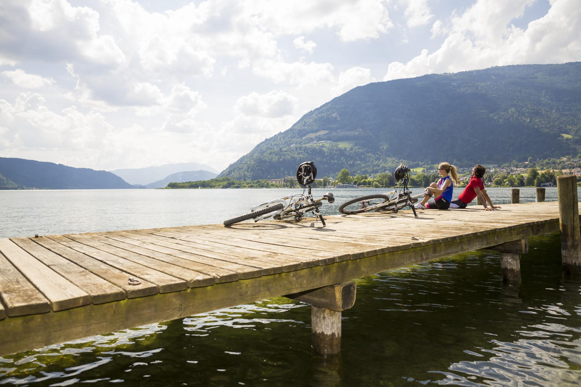 Ossiacher See - Radler