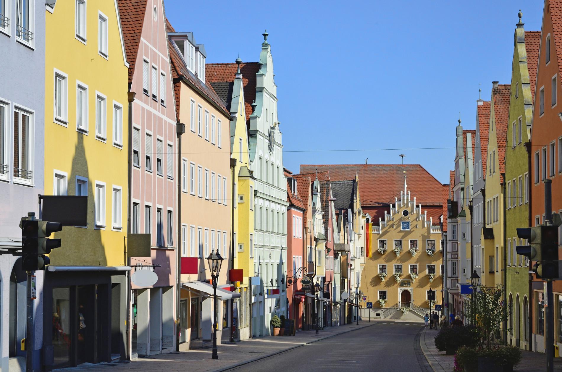 Reichsstraße Wörth