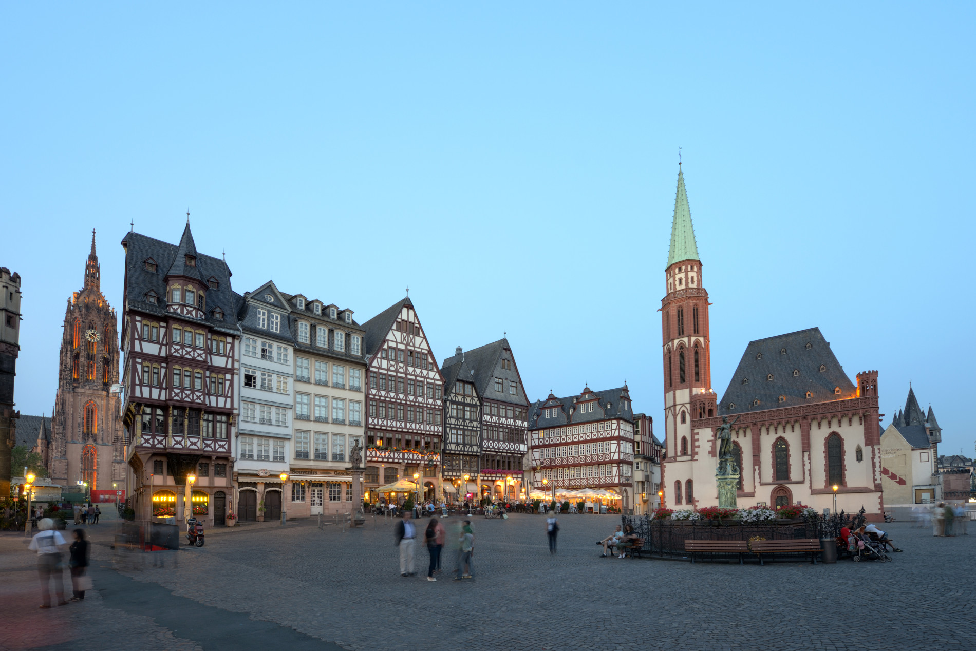 Frankfurt Ostzeile