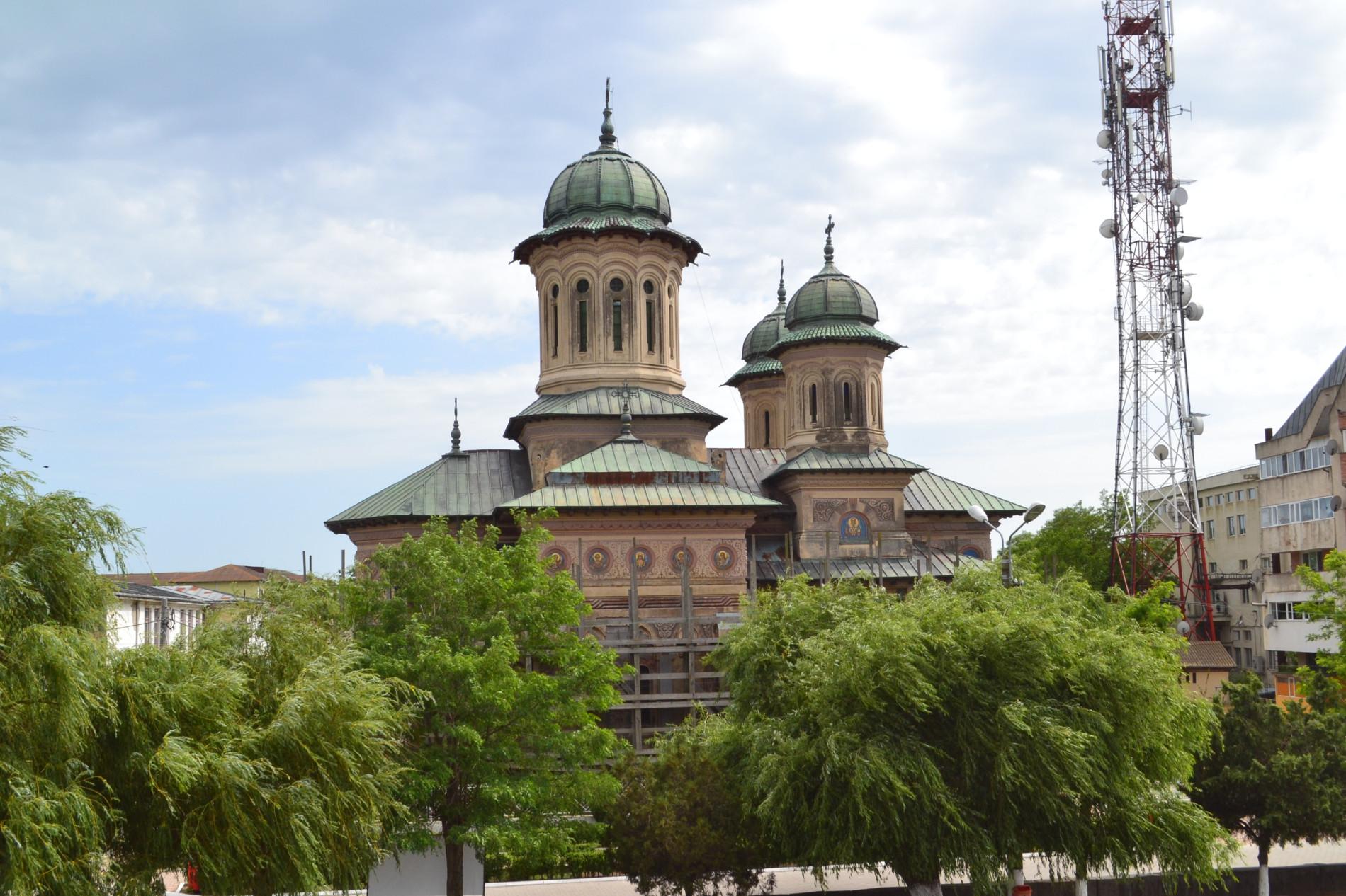 Sulina orthodoxe Kirche