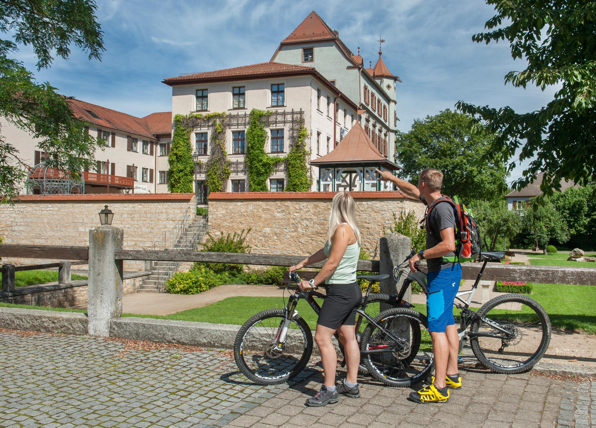 Treuchtlingen Stadtschloss