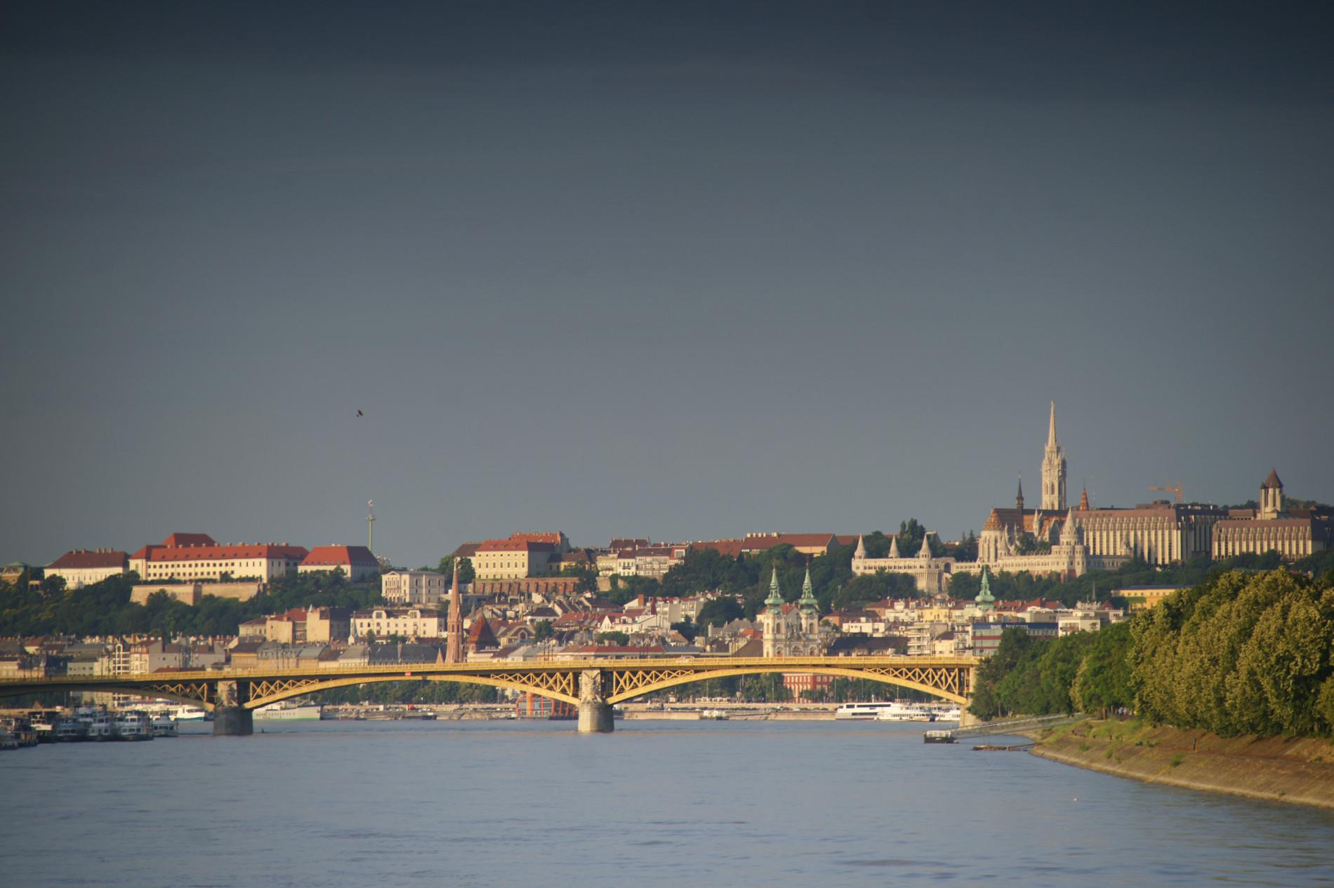 Budapest Stadtansicht