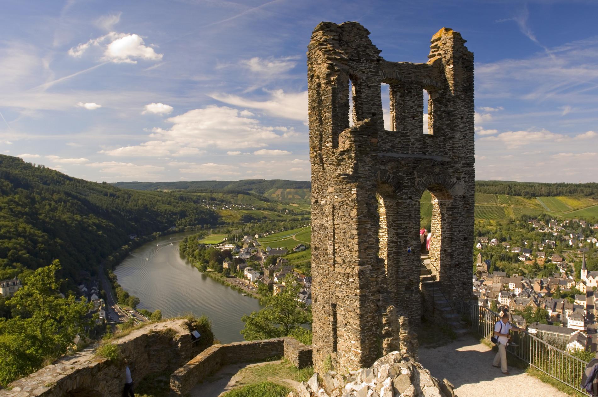 Traben-Trarbach Ruine Grevenburg