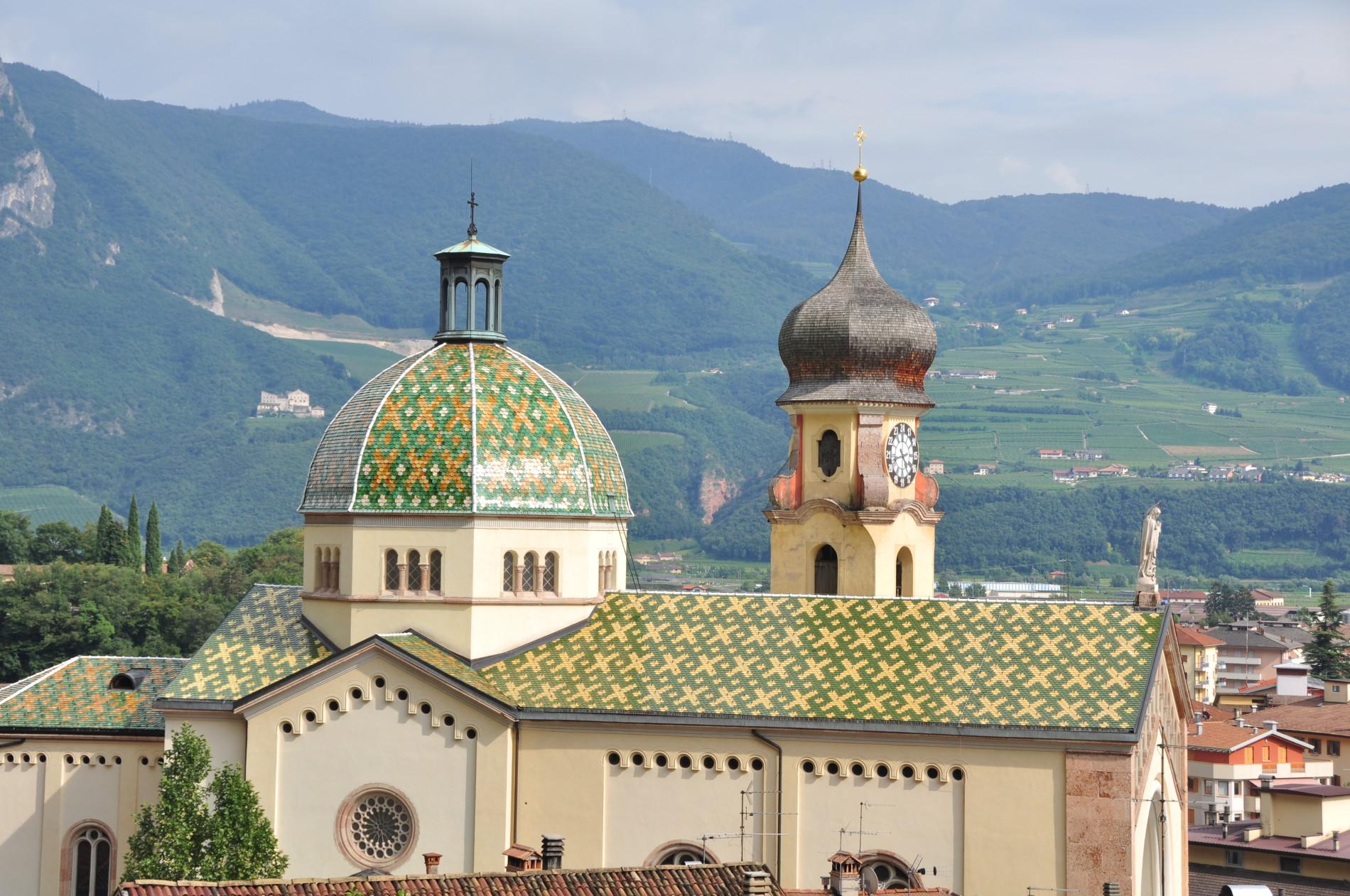 Kirche Mezzocorona