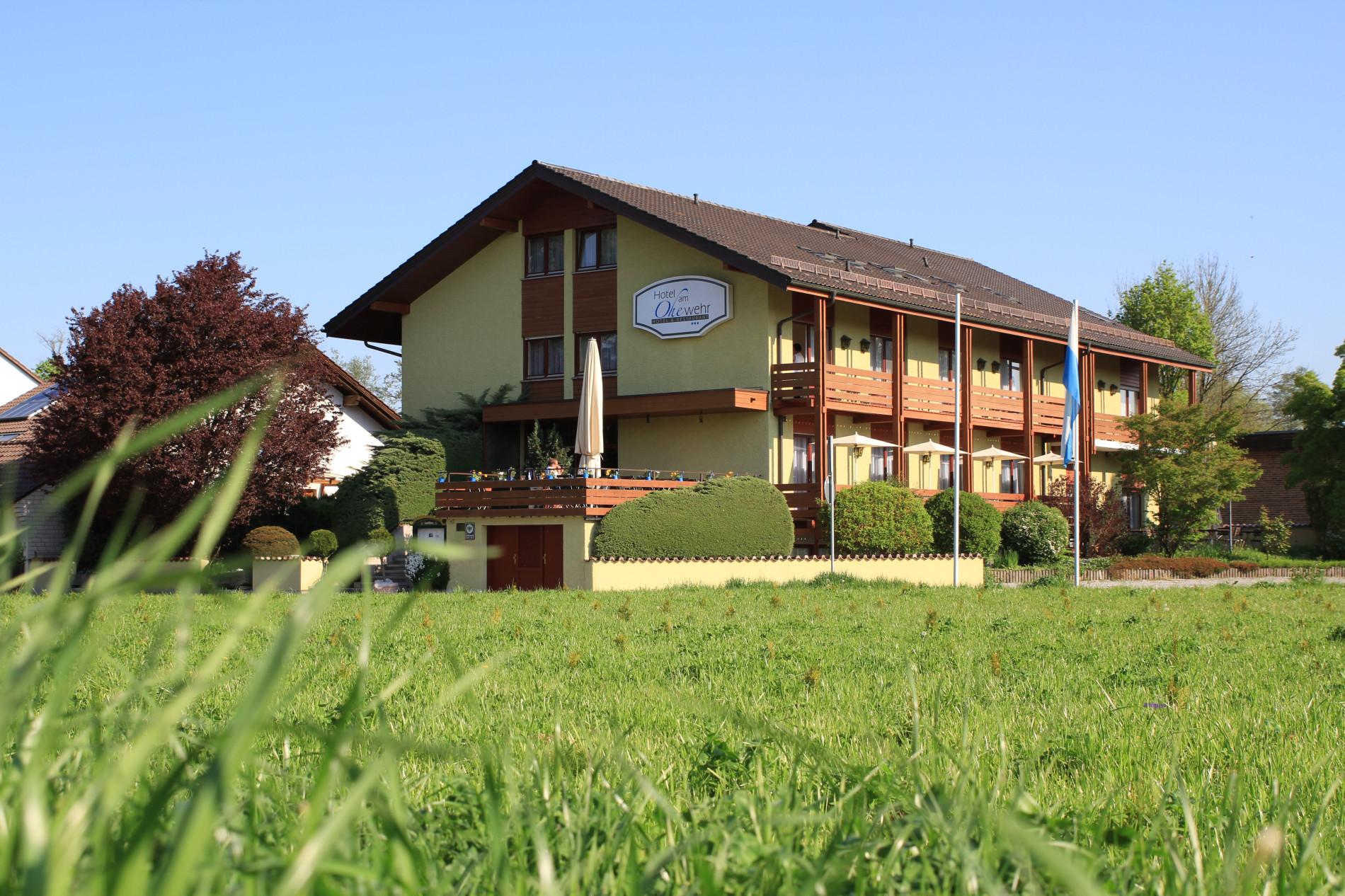 Hengersberg Hotel am Ohewehr