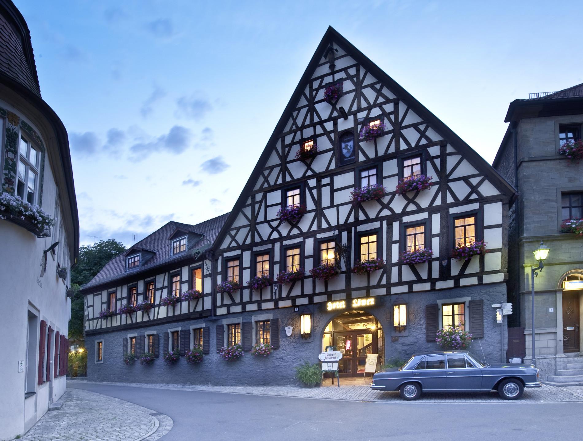 Marktbreit - Hotel zum Löwen