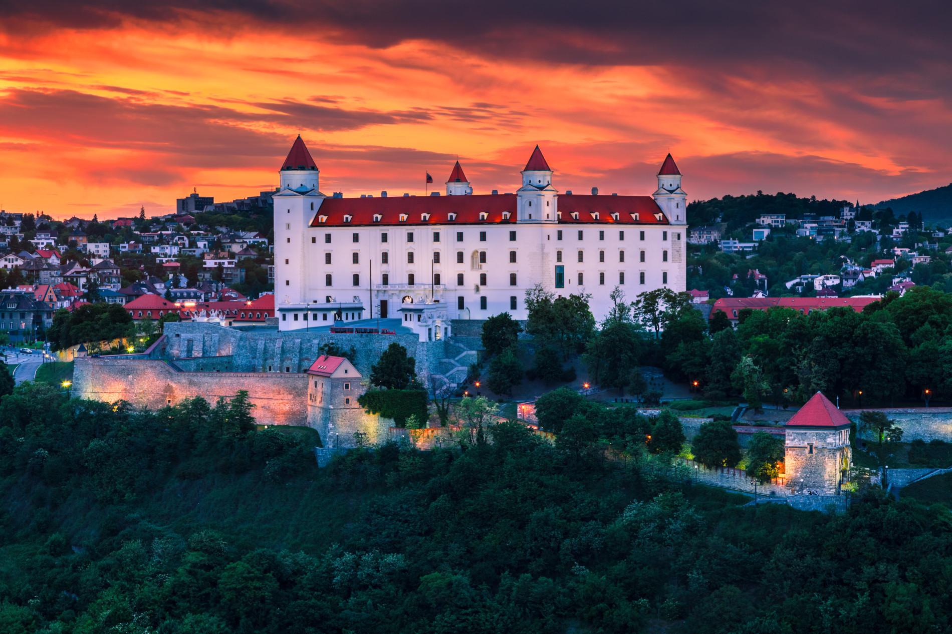 Burg Pressburg