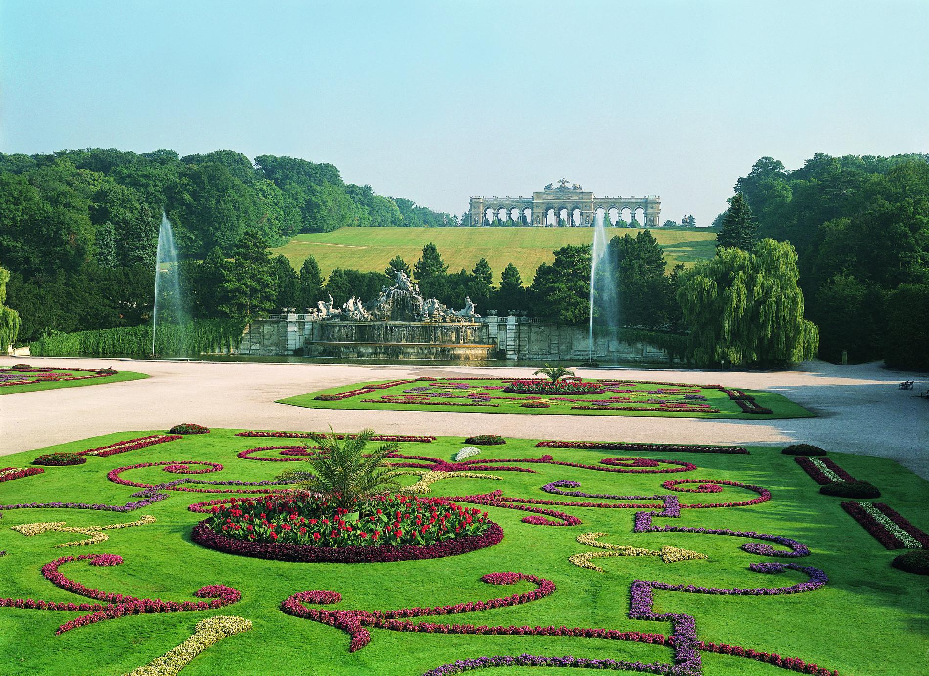 Wien Schönnbrunn Park