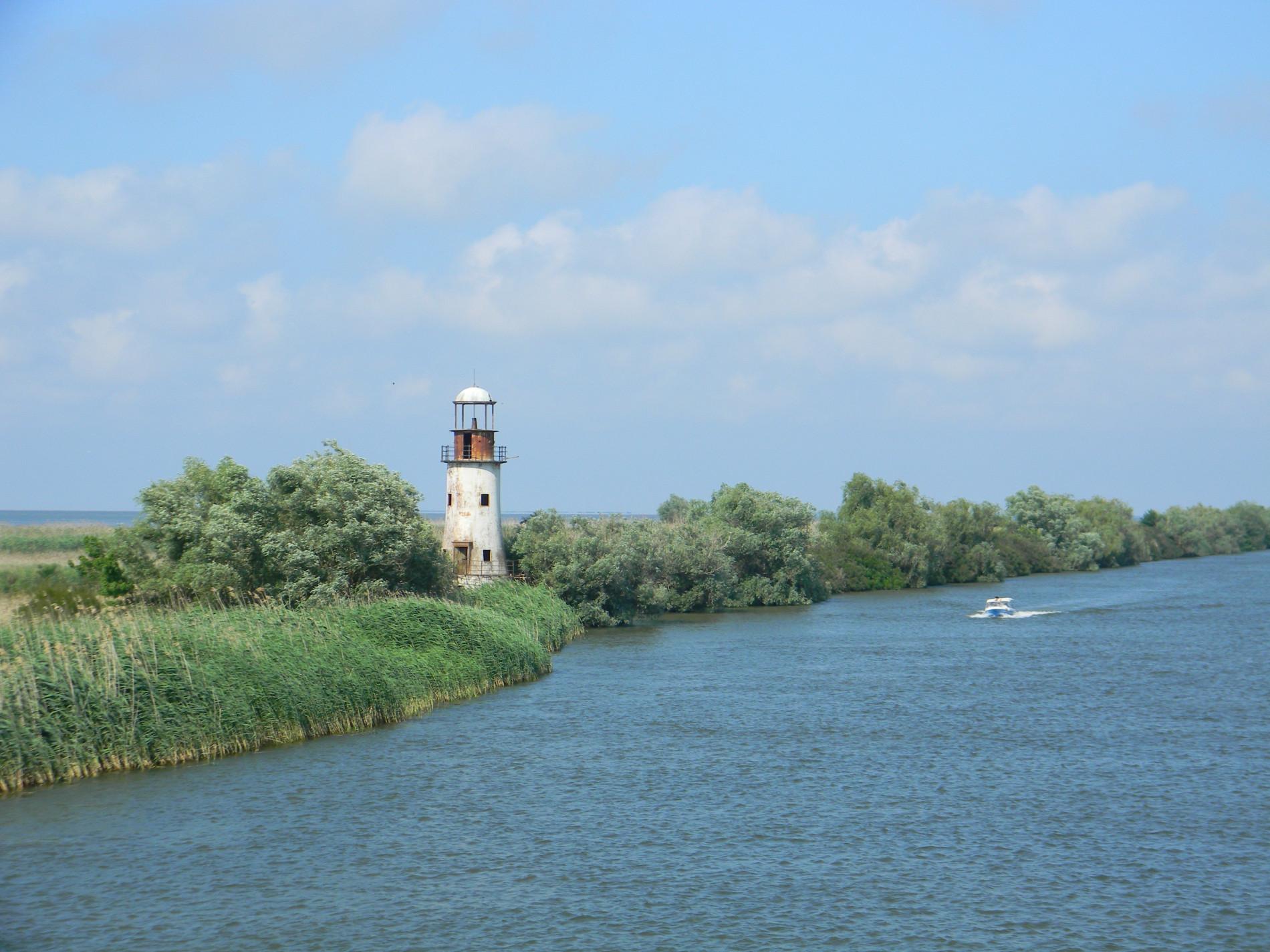 Sulina Leuchtturm
