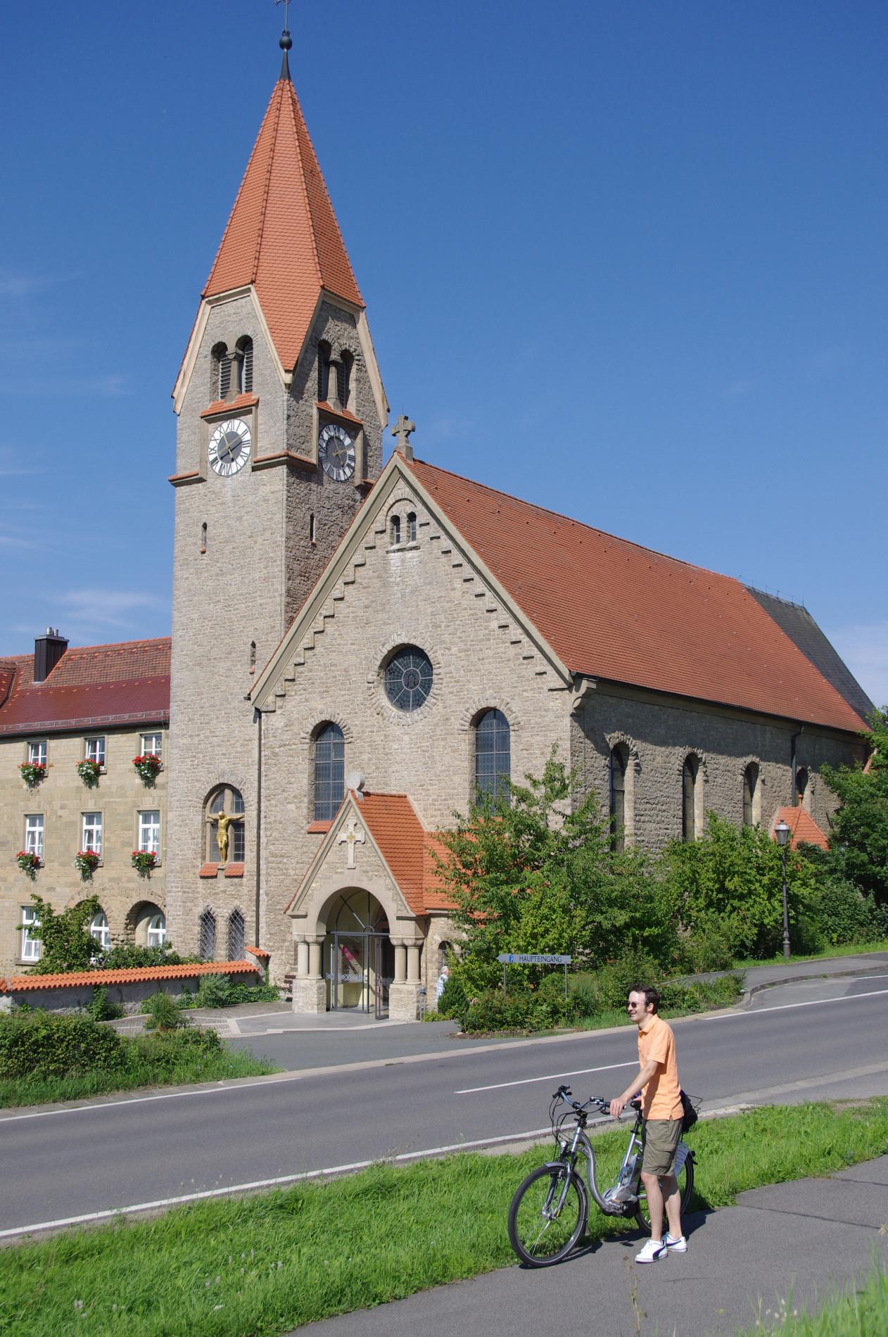 Schweinfurt Kirche St. Ludwig