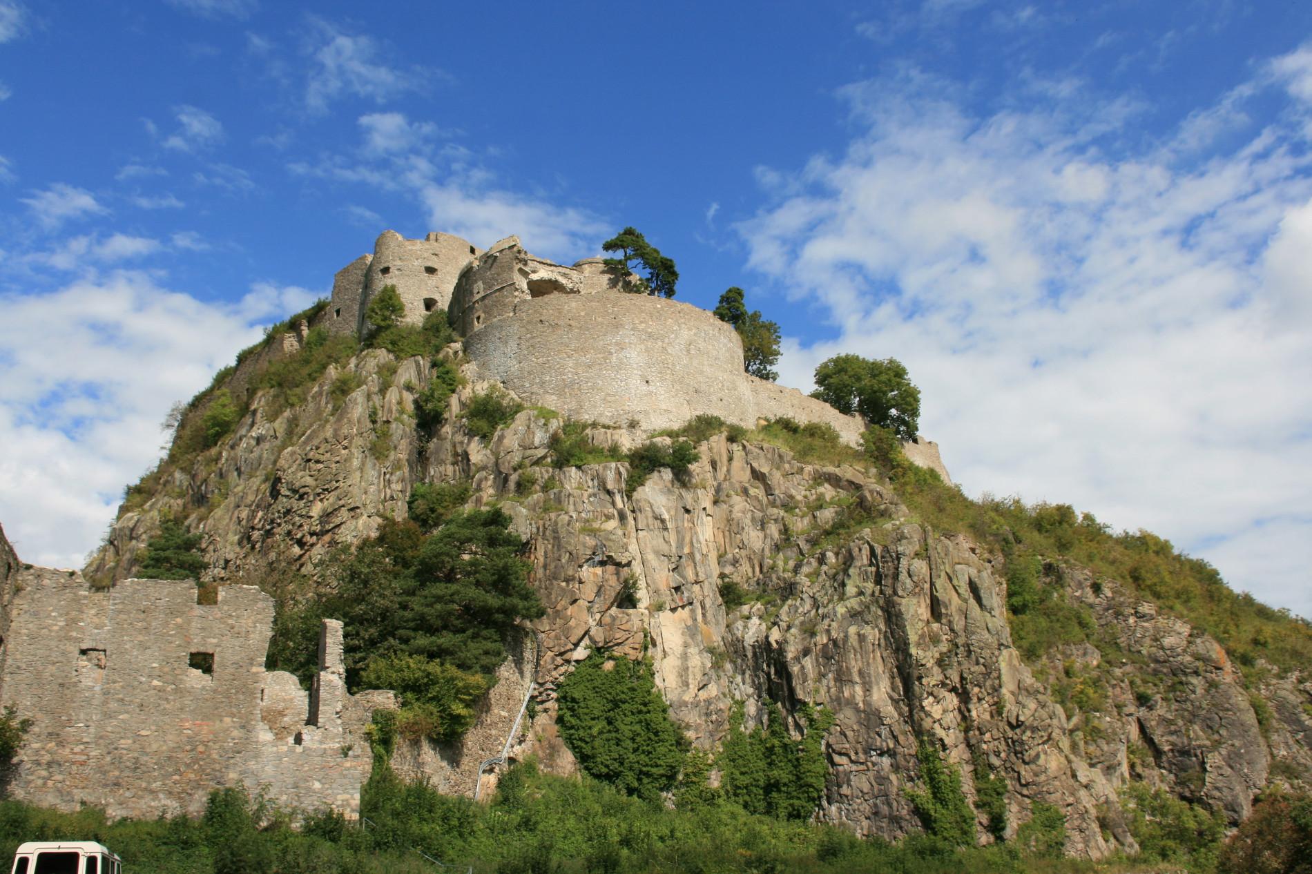 Singen Festungsruine Hohentwiel