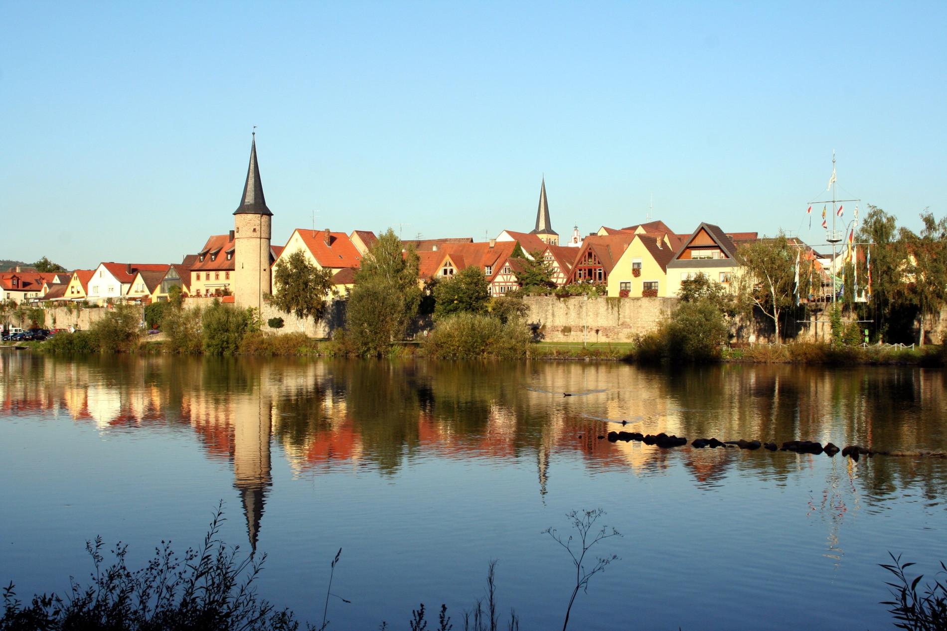 Karlstadt Mainufer