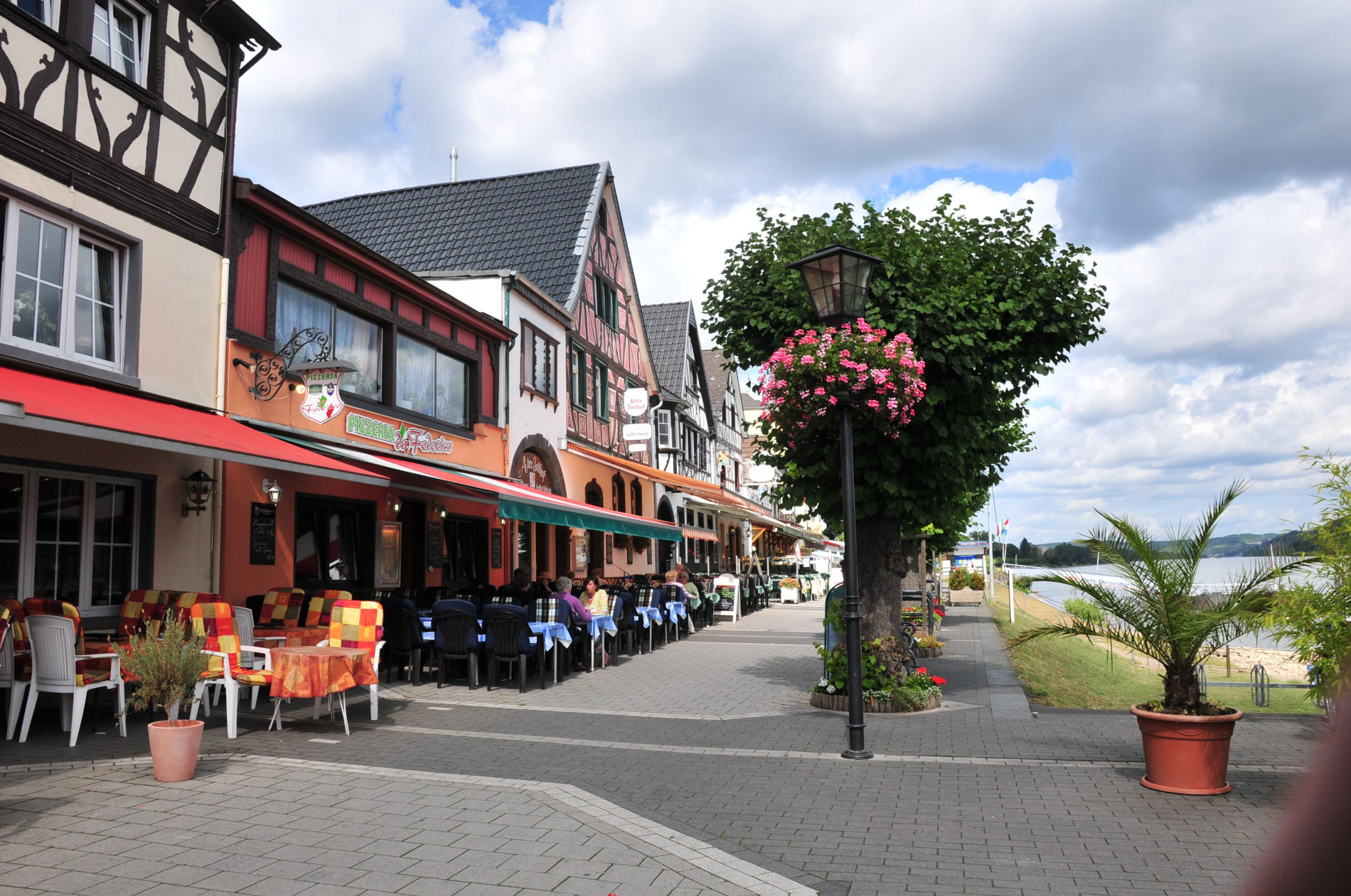 Bad Breisig - Promenade