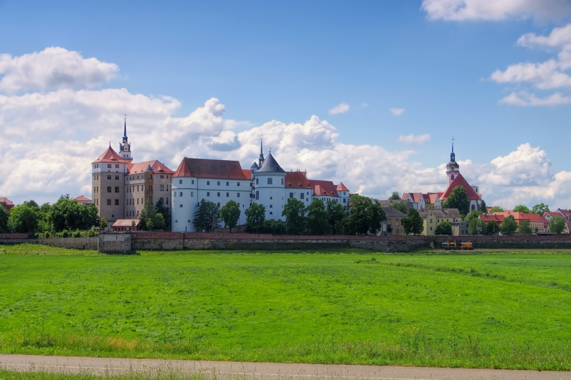 Torgau Burg Hartenfels