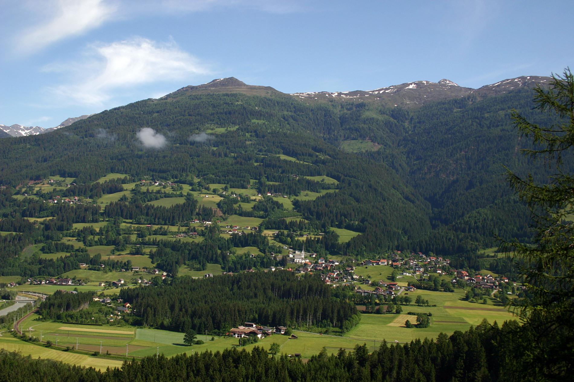 Drautal Panorama