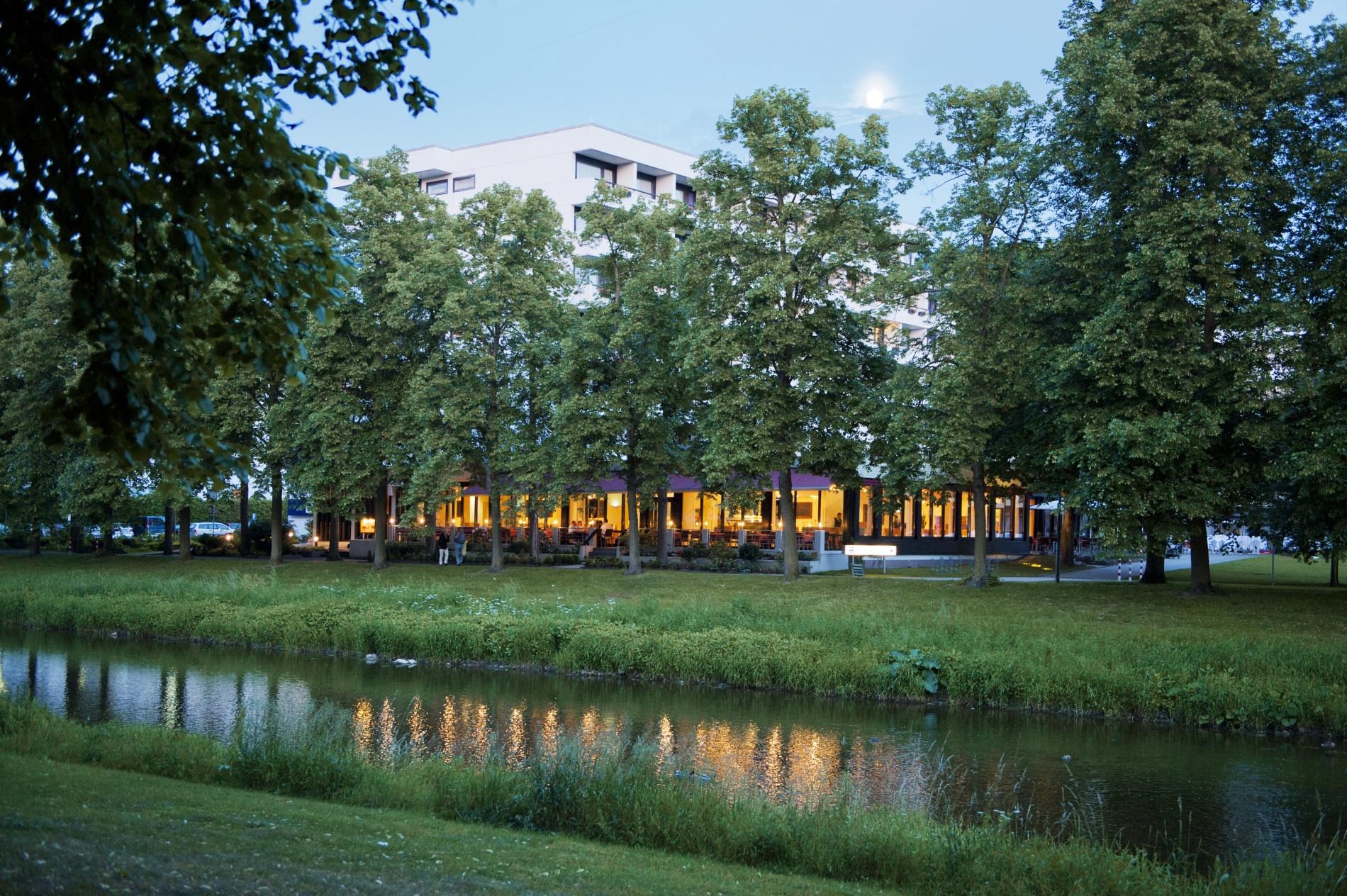 Bad Neuenahr am Abend