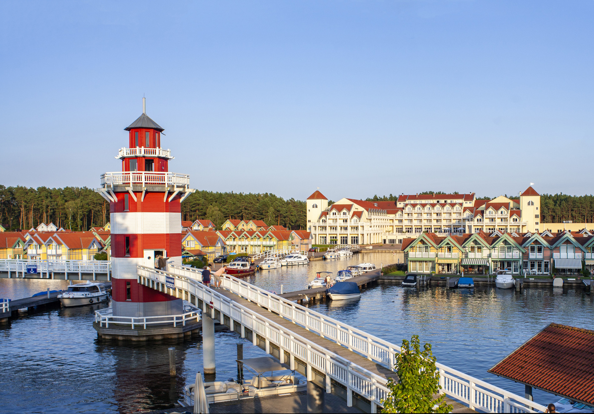 Hafen Rheinsberg