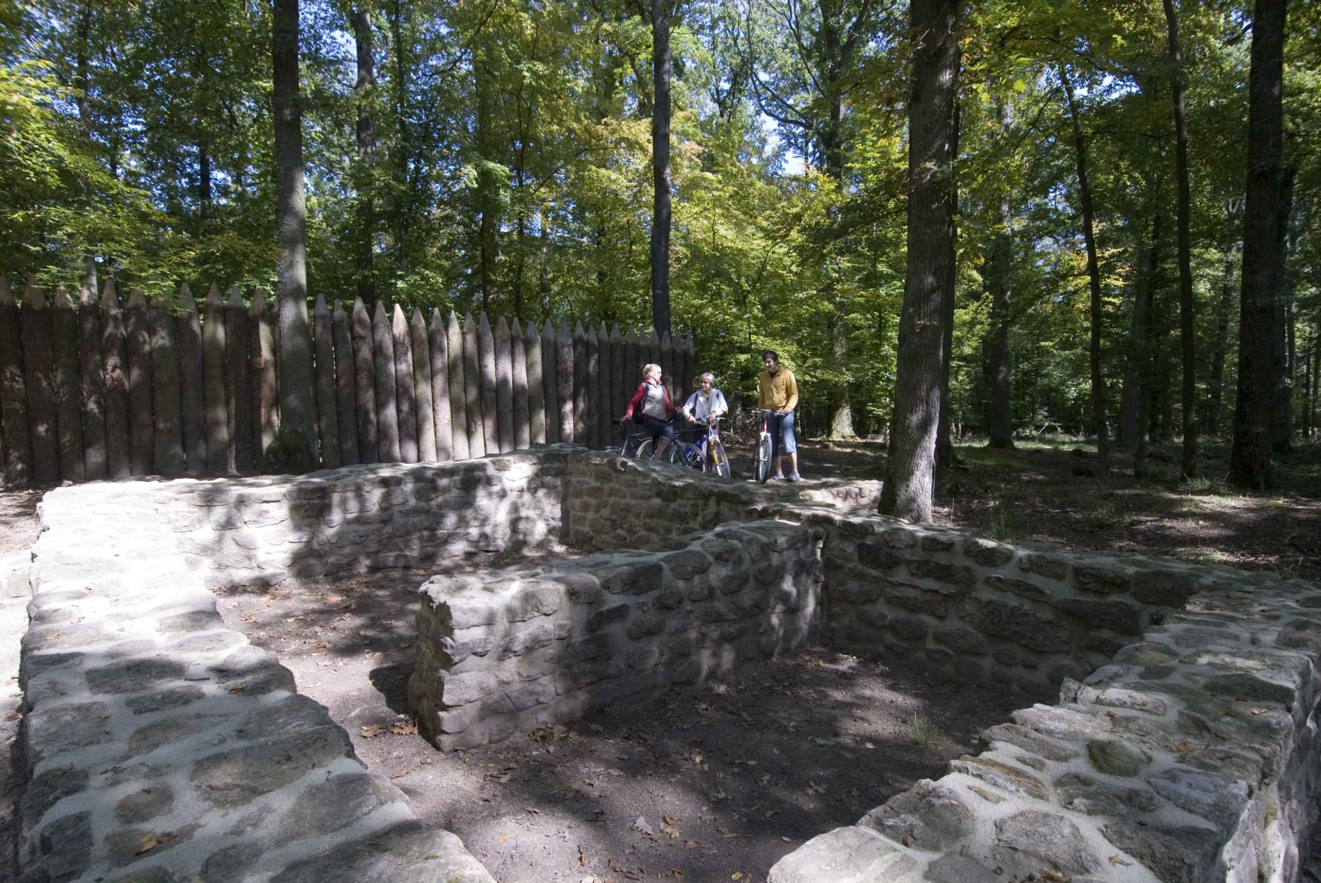 Gunzenhausen Ausgrabungen