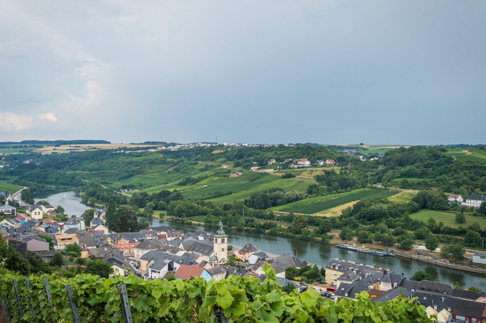 Grevenmacher Panorama