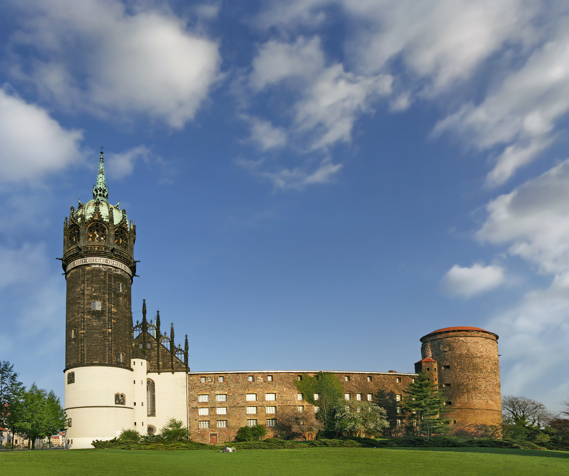 Wittenberg Schloss