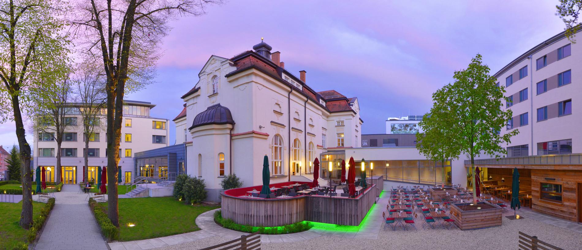 Straubing Hotel Asam