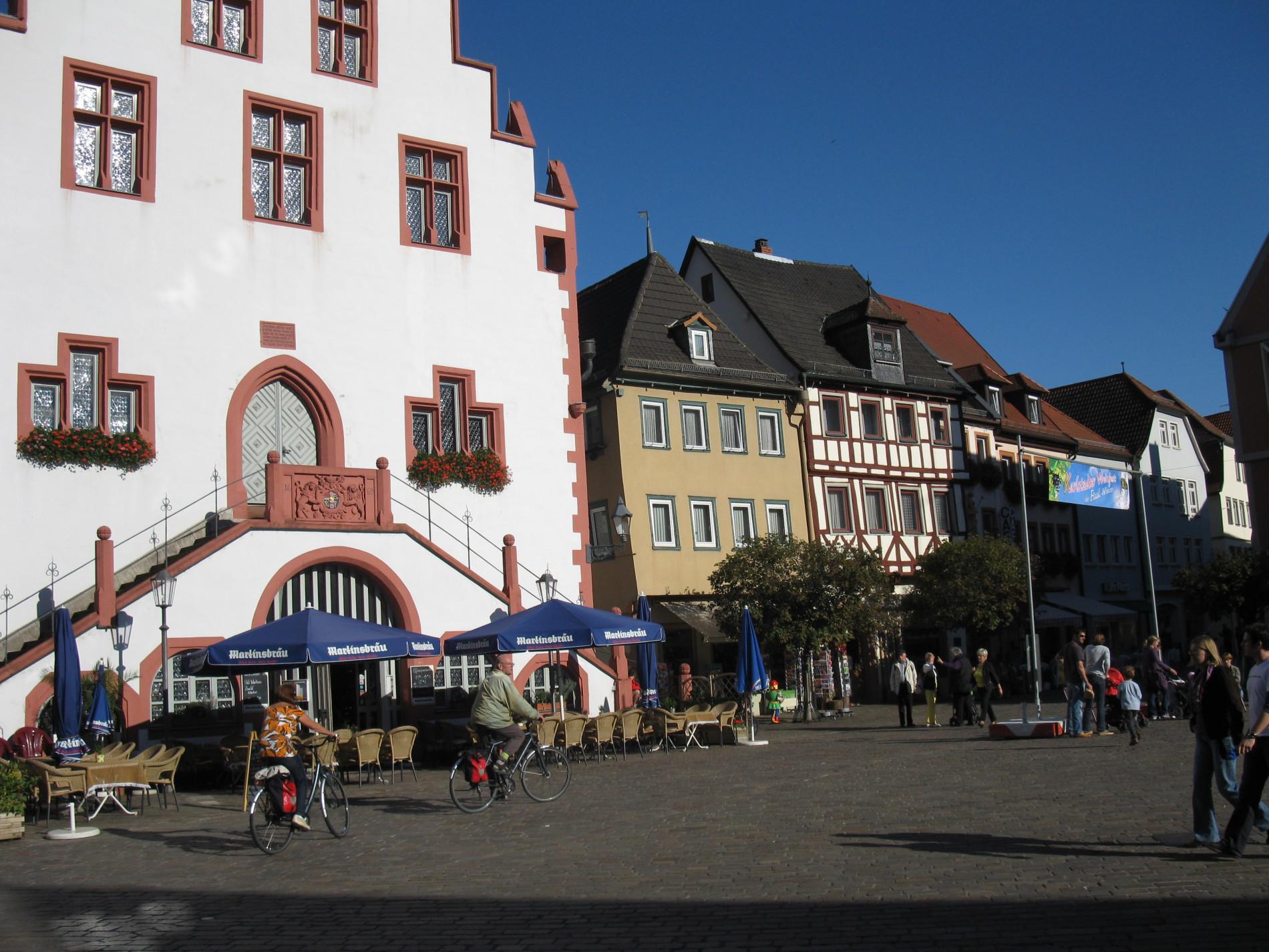 Karlstadt Häuser