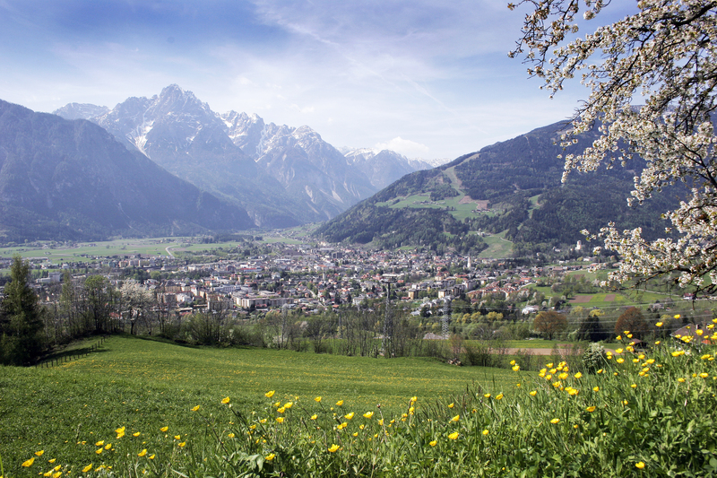 Panorama in Lienz